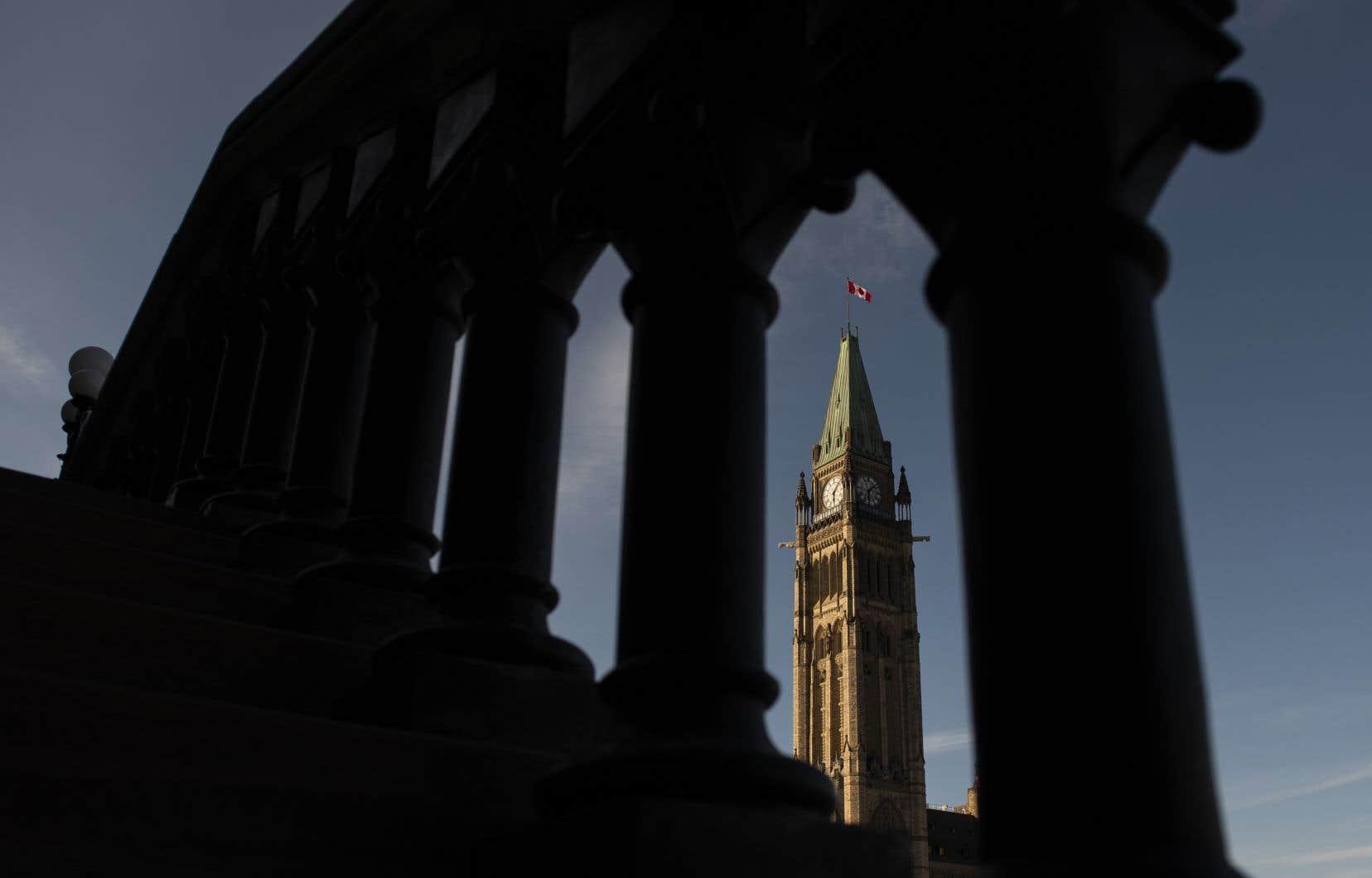 À 11h, les portes de la Chambre des communes ouvriront alors qu'il n'y a rien à l'ordre du jour.