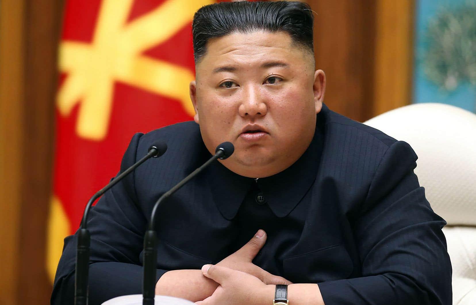 La dernière apparition publique de Kim Jong-un à avoir fait l'objet d'une couverture photo par les médias officiels remonte au 11avril dernier.