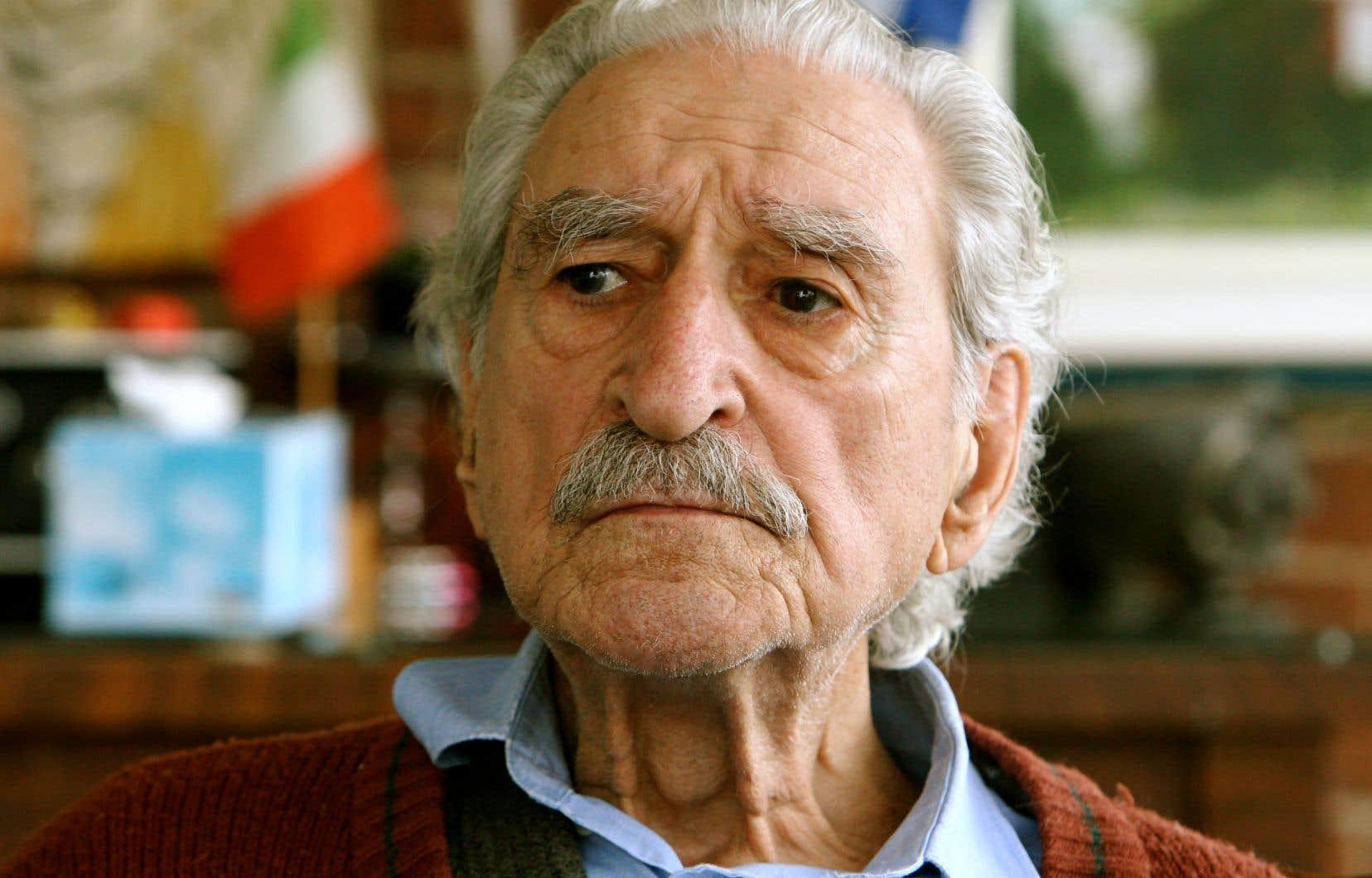 Image tirée du documentaire <em>Chartrand, le malcommode</em>, consacré à celui dont les combats auront marqué l'histoire syndicale et sociale du Québec.