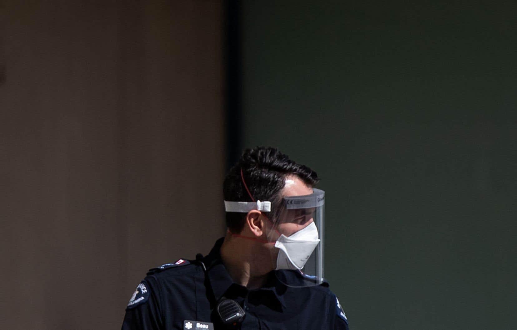 <p>Le gouvernement de Narendra Modi a bloqué les exportations d'équipement de protection sanitaire, comme les masques N95, à la fin du mois de janvier.</p>