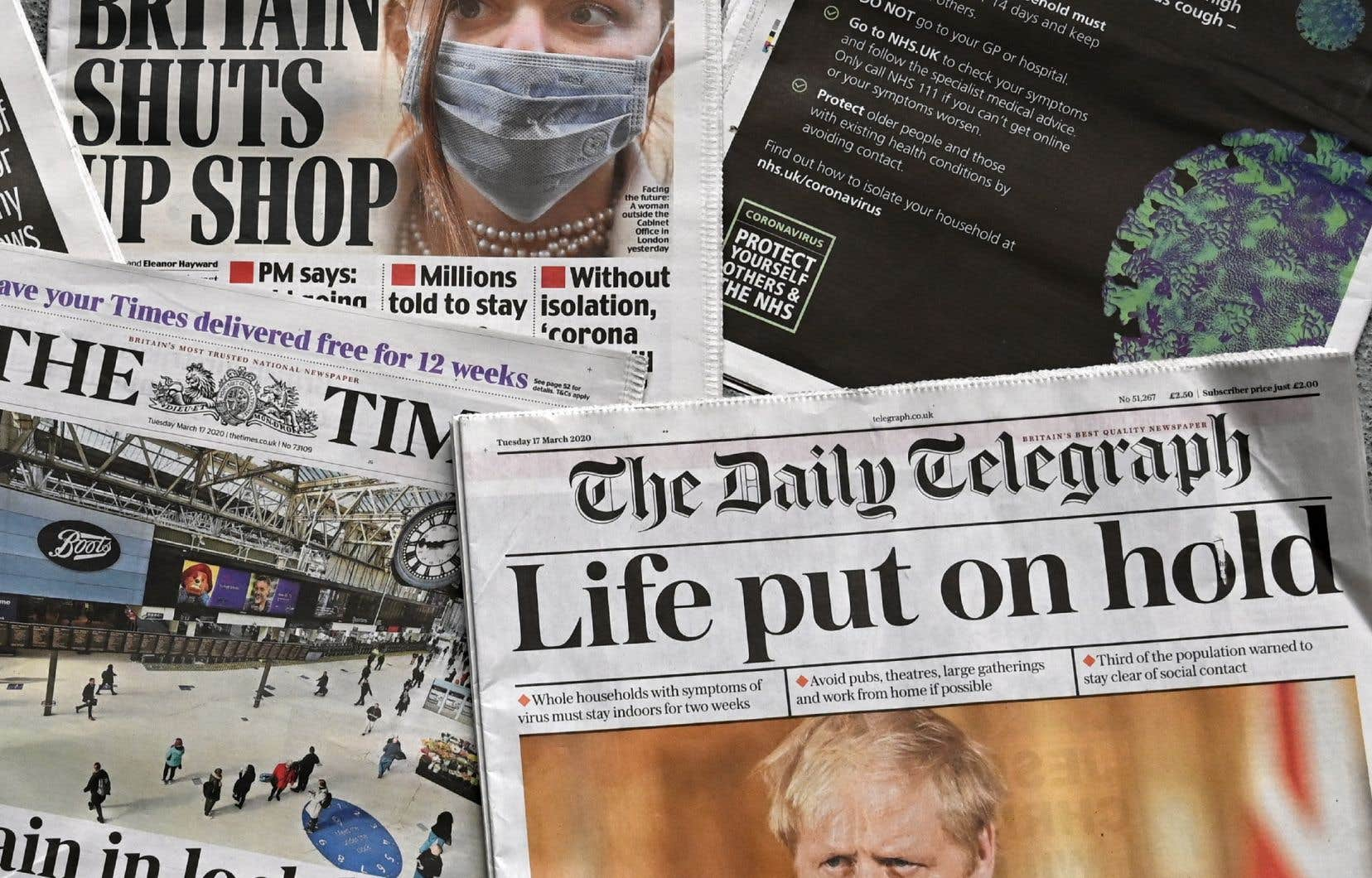 Selon des analystes du secteur, jusqu'à 5000 emplois sont menacés, principalement dans le secteur de la presse écrite.