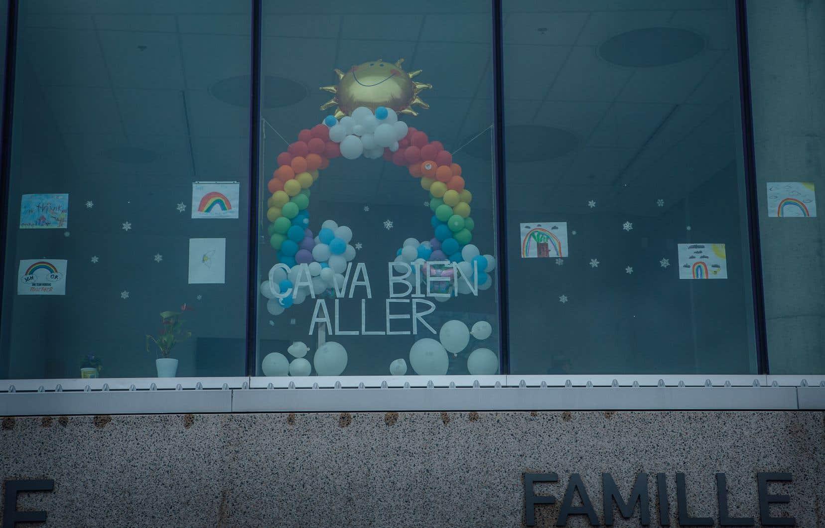 L'Hôpital général juif de Montréal avait décidé d'interdire l'accompagnement à l'accouchement le 3 avril dernier en raison de la pandémie de coronavirus.