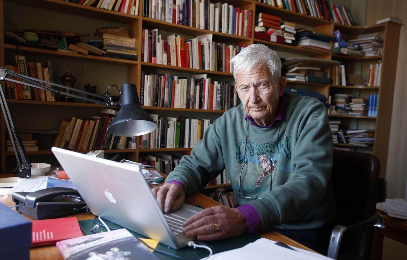 Romancier, dramaturge, journaliste, essayiste, Per Olov Enquist s'est éteint samedi soir, ont annoncé sa famille et son éditeur.