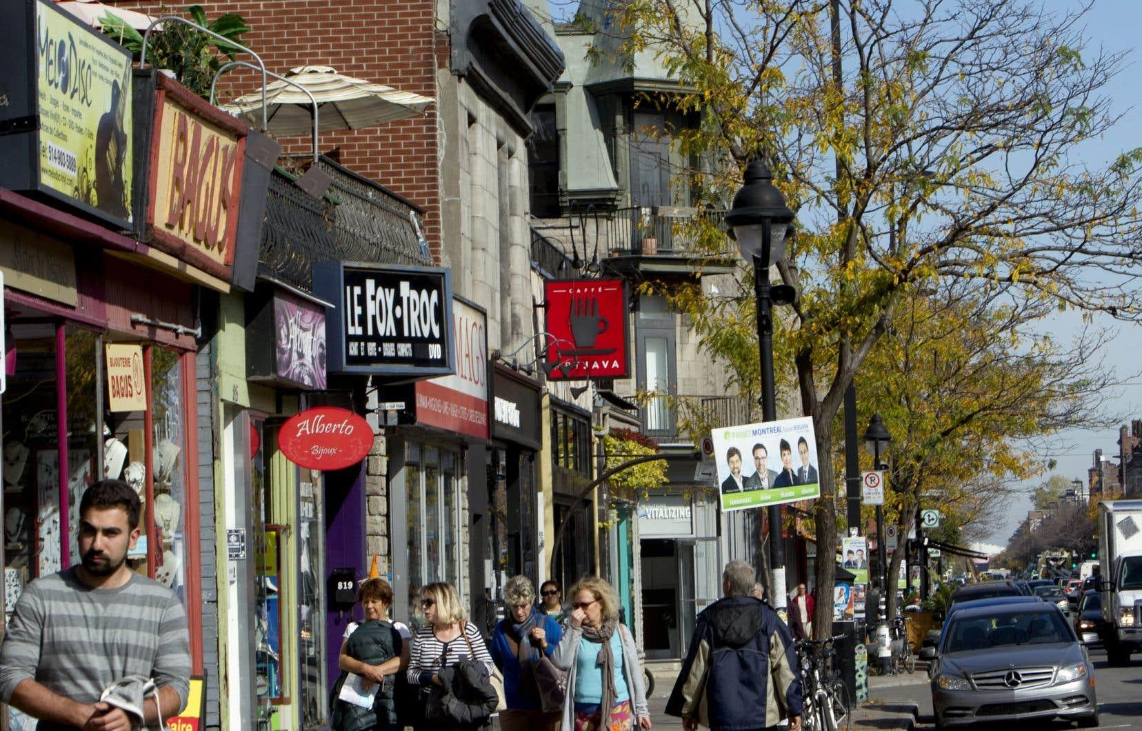 Les magasins avec entrée extérieure de la grande région de Montréal pourront commencer à rouvrir le 11 mai.