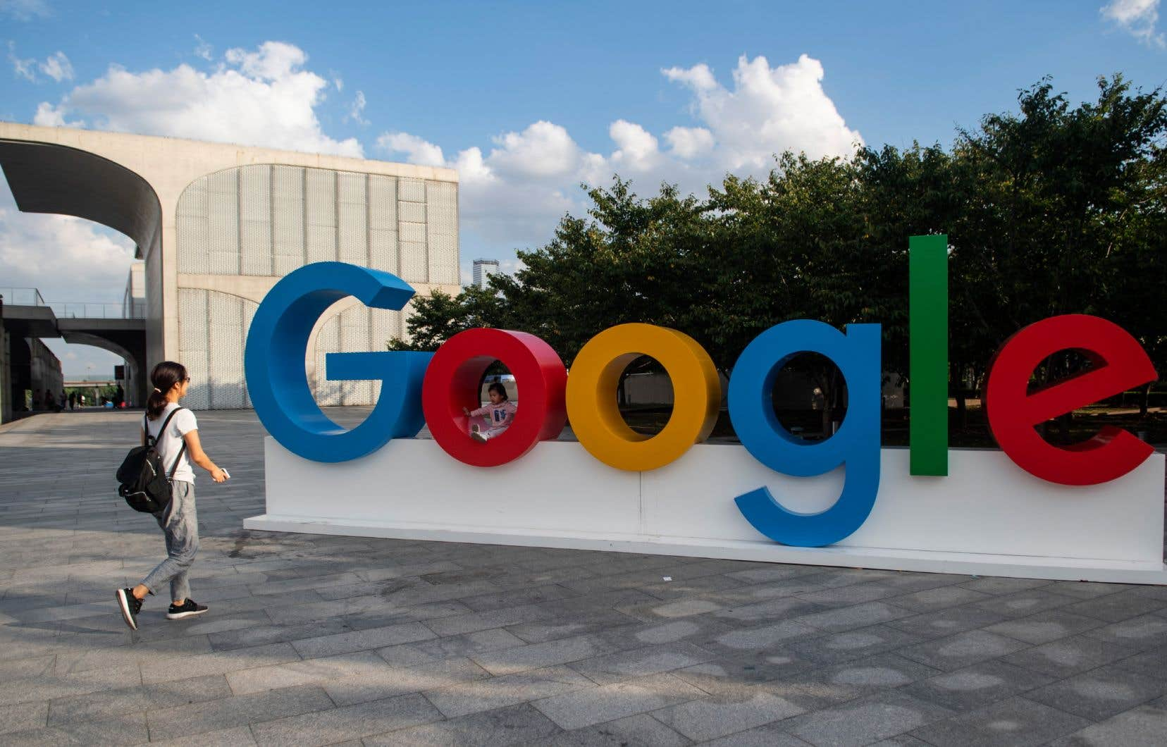 Google a affiché la plus faible croissance de ses revenus en près de cinq ans.