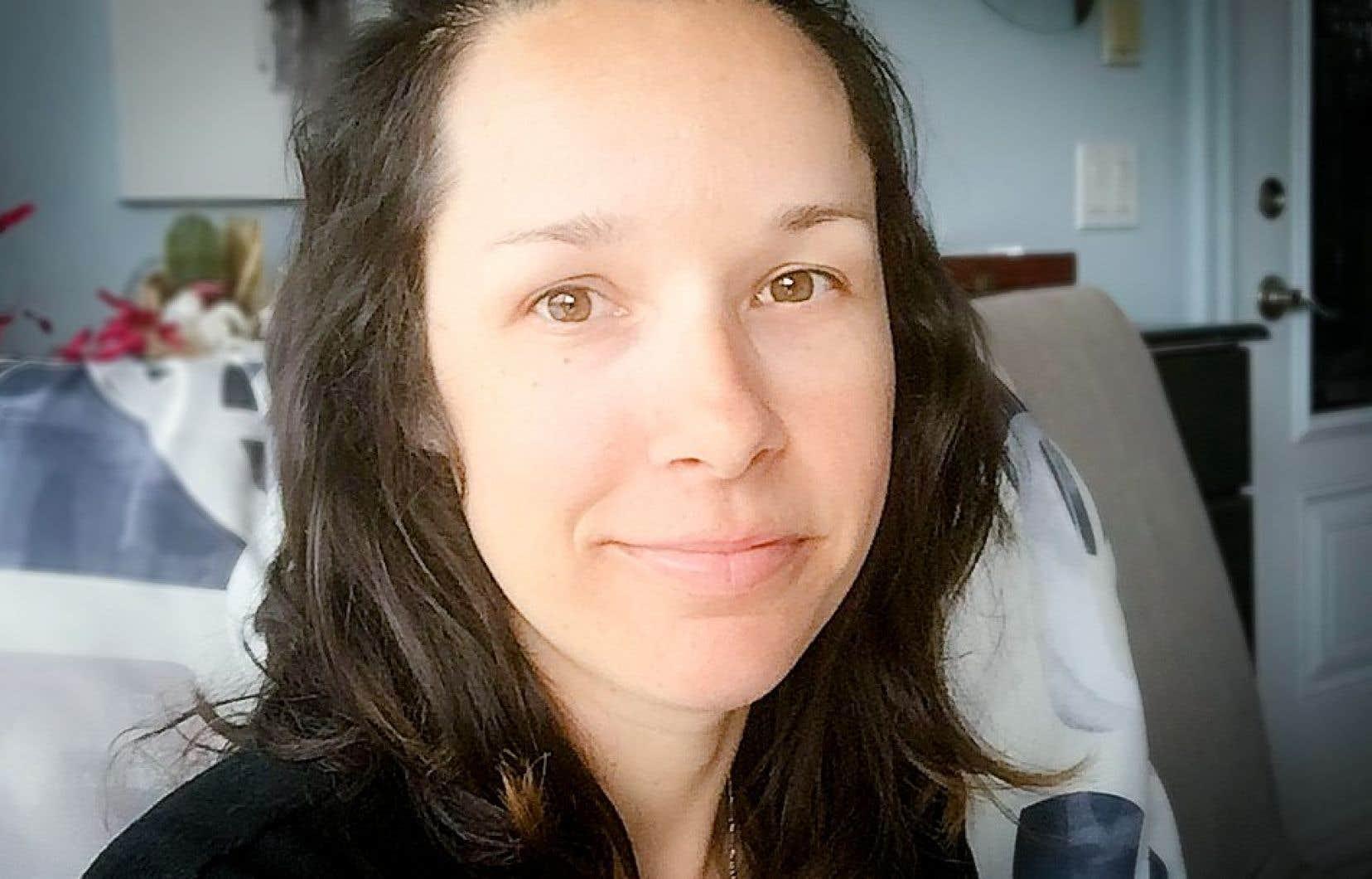 «Dans cet emploi-là, on est habitués à se débrouiller», affirme l'éducatrice spécialisée Tania Tremblay.