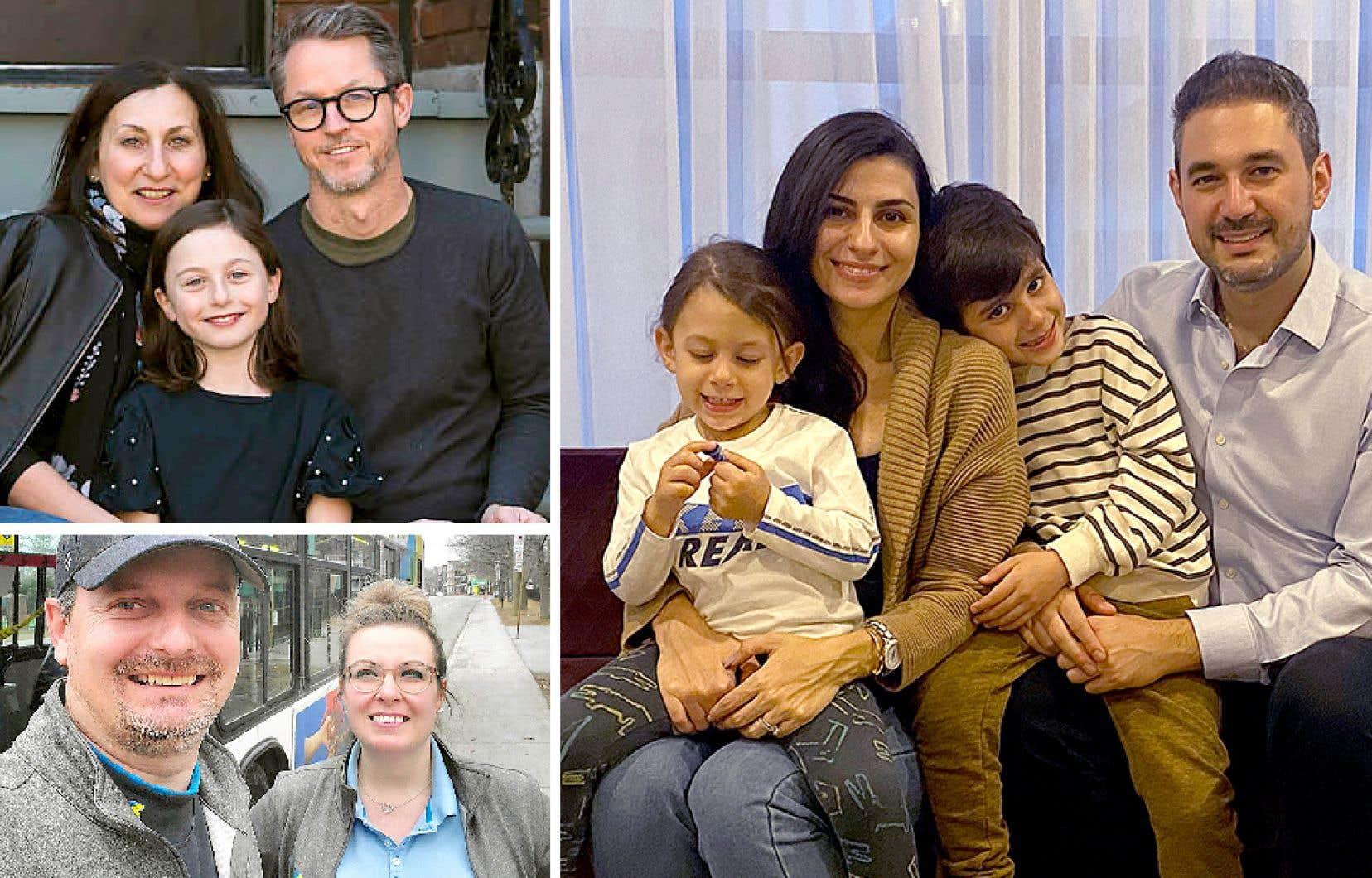 Trois familles essentielles témoignent de leur quotidien.