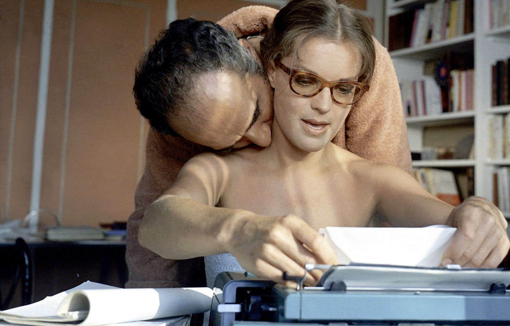 En 1970, le fllm «Les choses de la vie», de Claude Sautet, triompha, faisant de Romy Schneider une star du cinéma français.