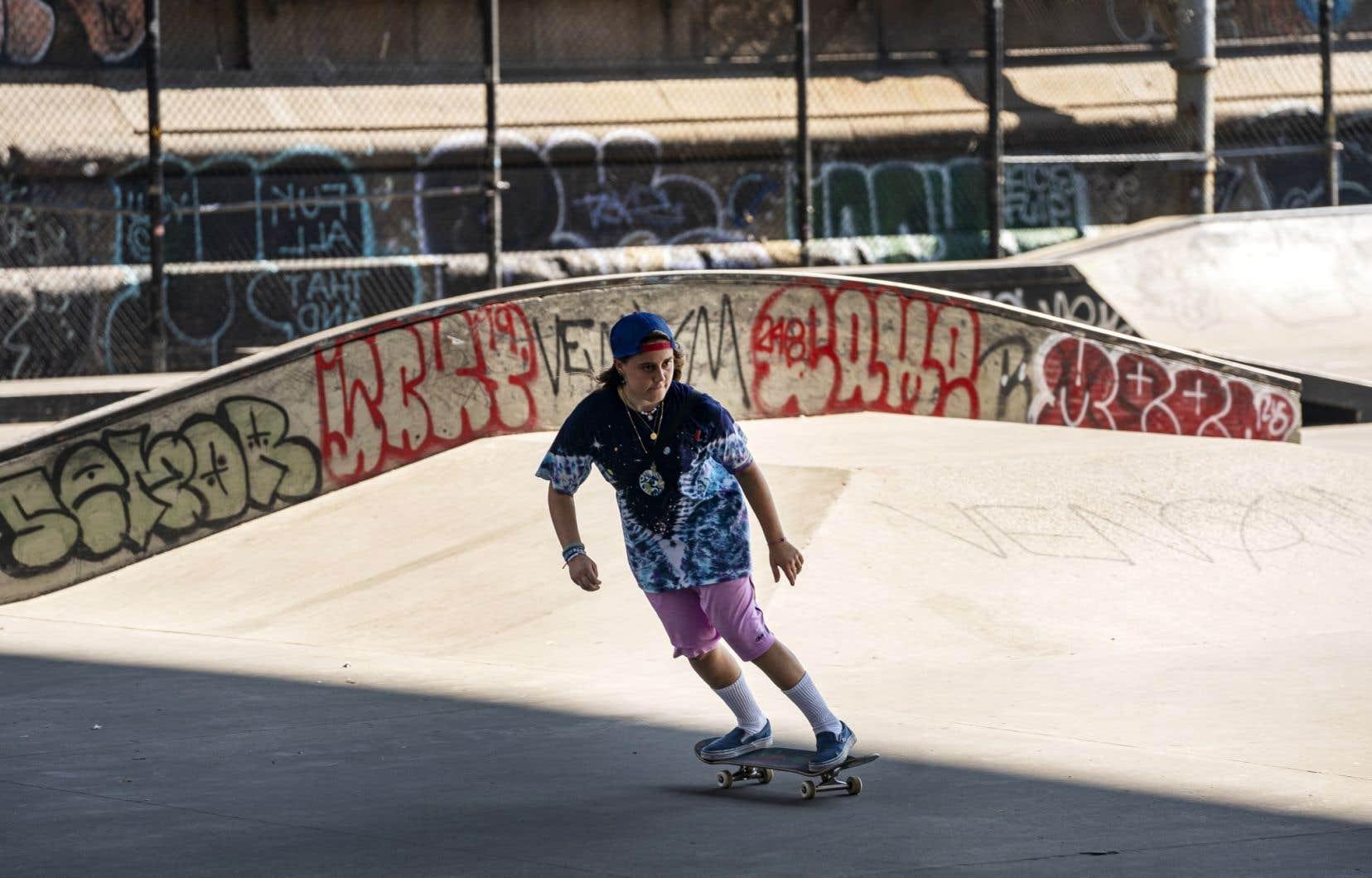 Dans la minisérie «Betty», on renoue avec les skateuses dégourdies du film «Skate Kitchen».