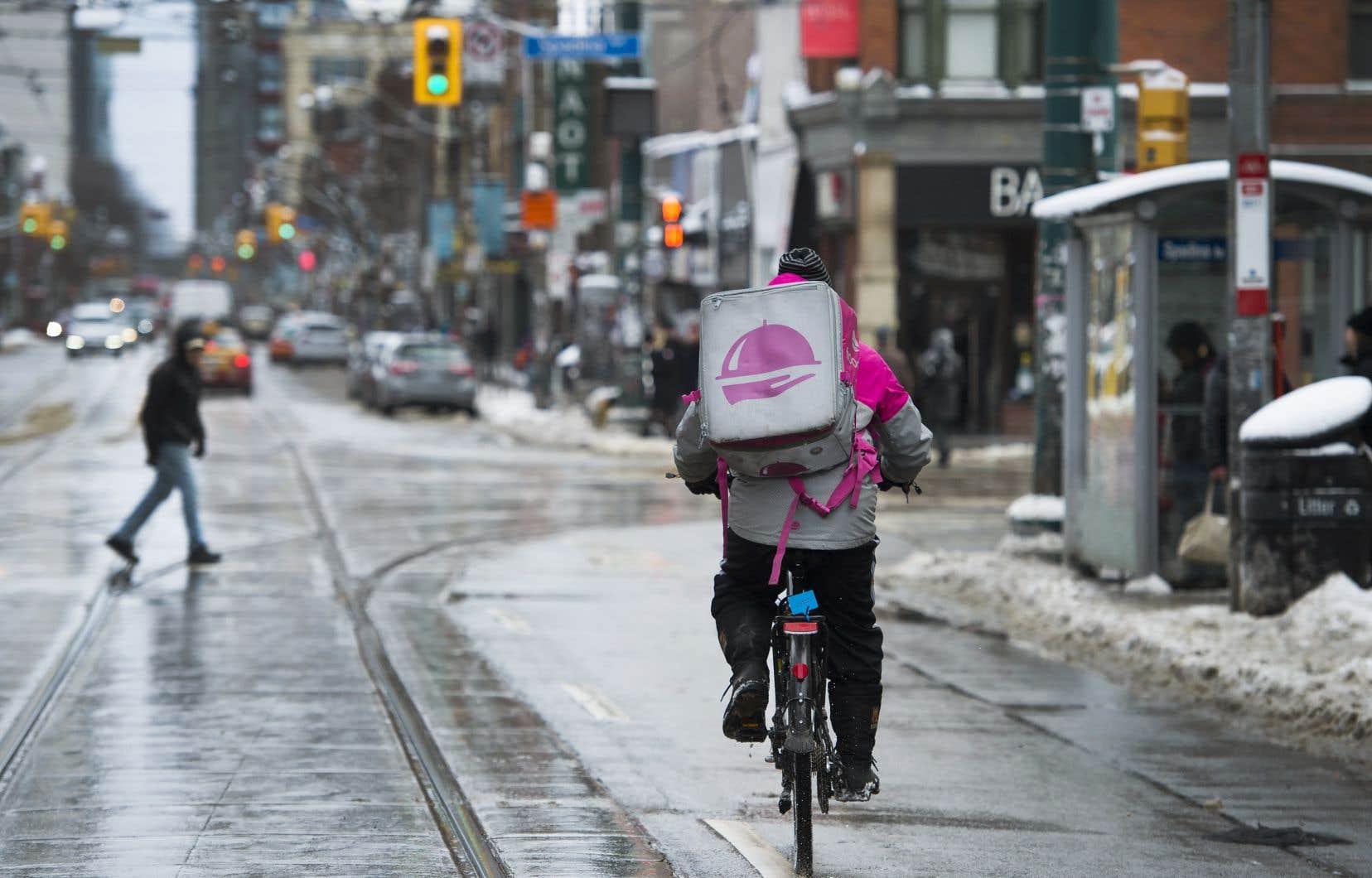L'entreprise Foodora, qui faisait affaire avec quelque 700 restaurants à Montréal, s'est placée à l'abri de ses créanciers plus tôt cette semaine.