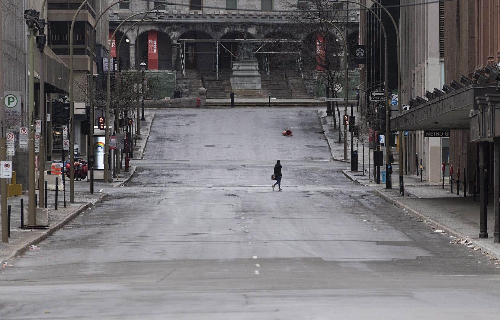 «Alors que de nombreux pays s'apprêtent à utiliser la relance de l'après-COVID-19 pour limiter les répercussions de la crise climatique, le Québec a l'occasion de s'appuyer sur l'innovation sociale, économique et technique», estiment les auteurs.