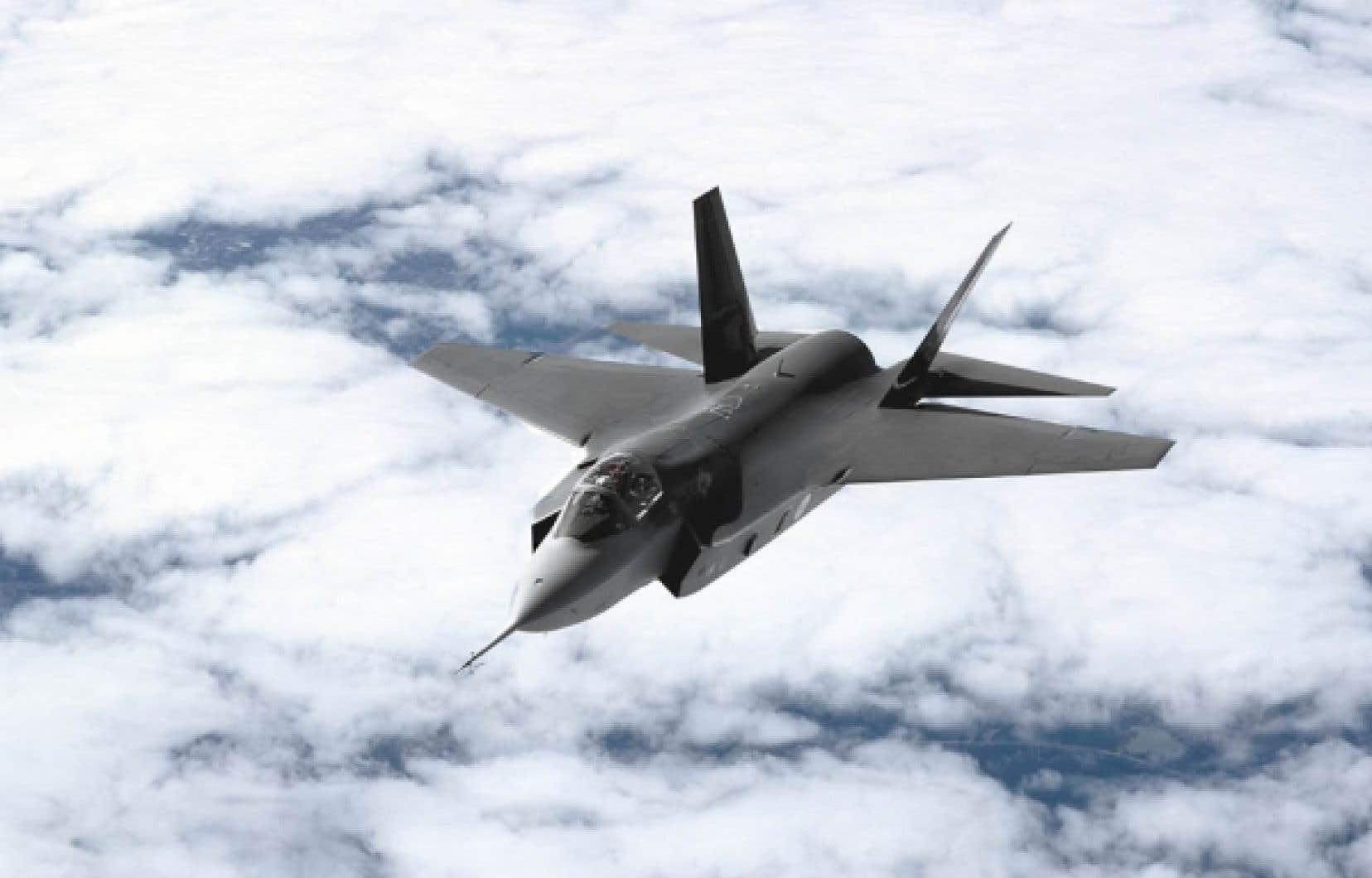 Le prix moyen par appareil F-35 est passé de 50 millions $US à 92 millions $US, le tout en dollars de 2002.<br />