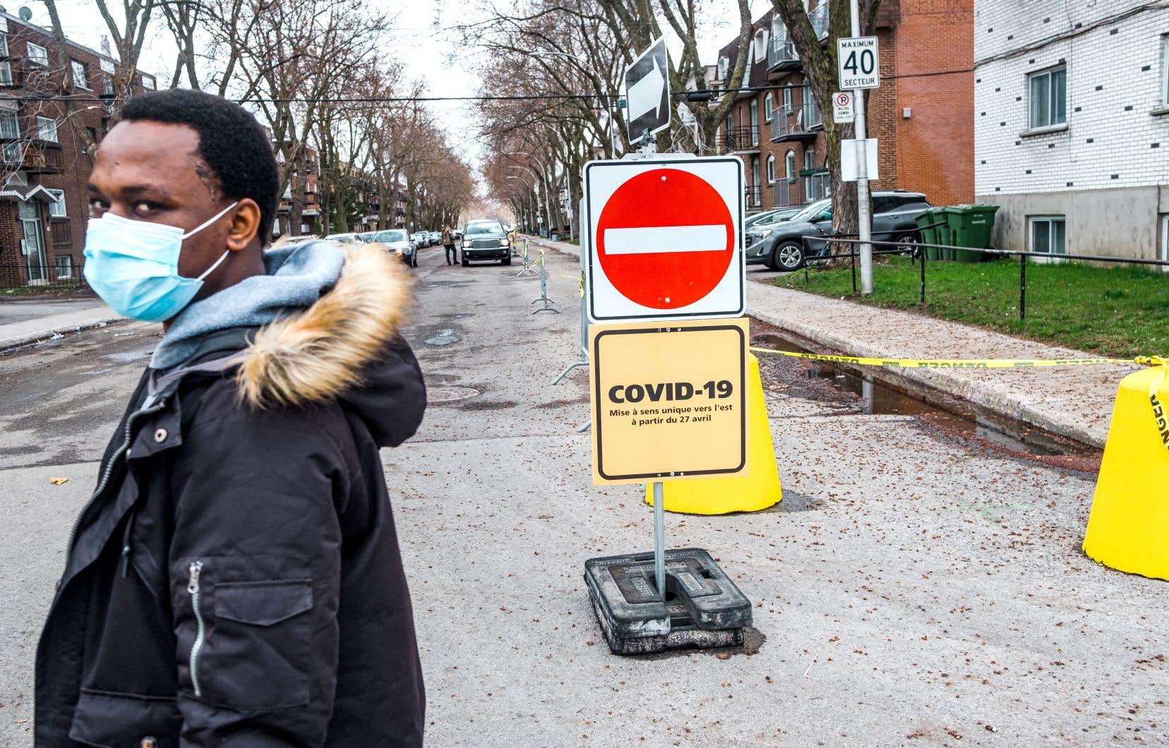 Selon plusieurs, les ingrédients étaient réunis pour favoriser une éclosion importante de la COVID-19 à Montréal-Nord.