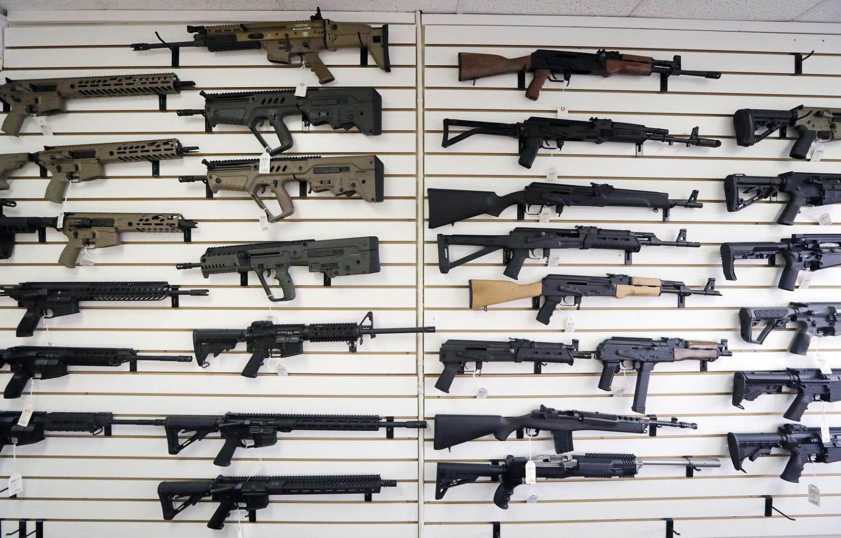 Certaines des armes devenues interdites vendredi sont utilisées dans le Grand Nord canadien pour la chasse parce qu'elles coûtent moins cher que d'autres modèles.
