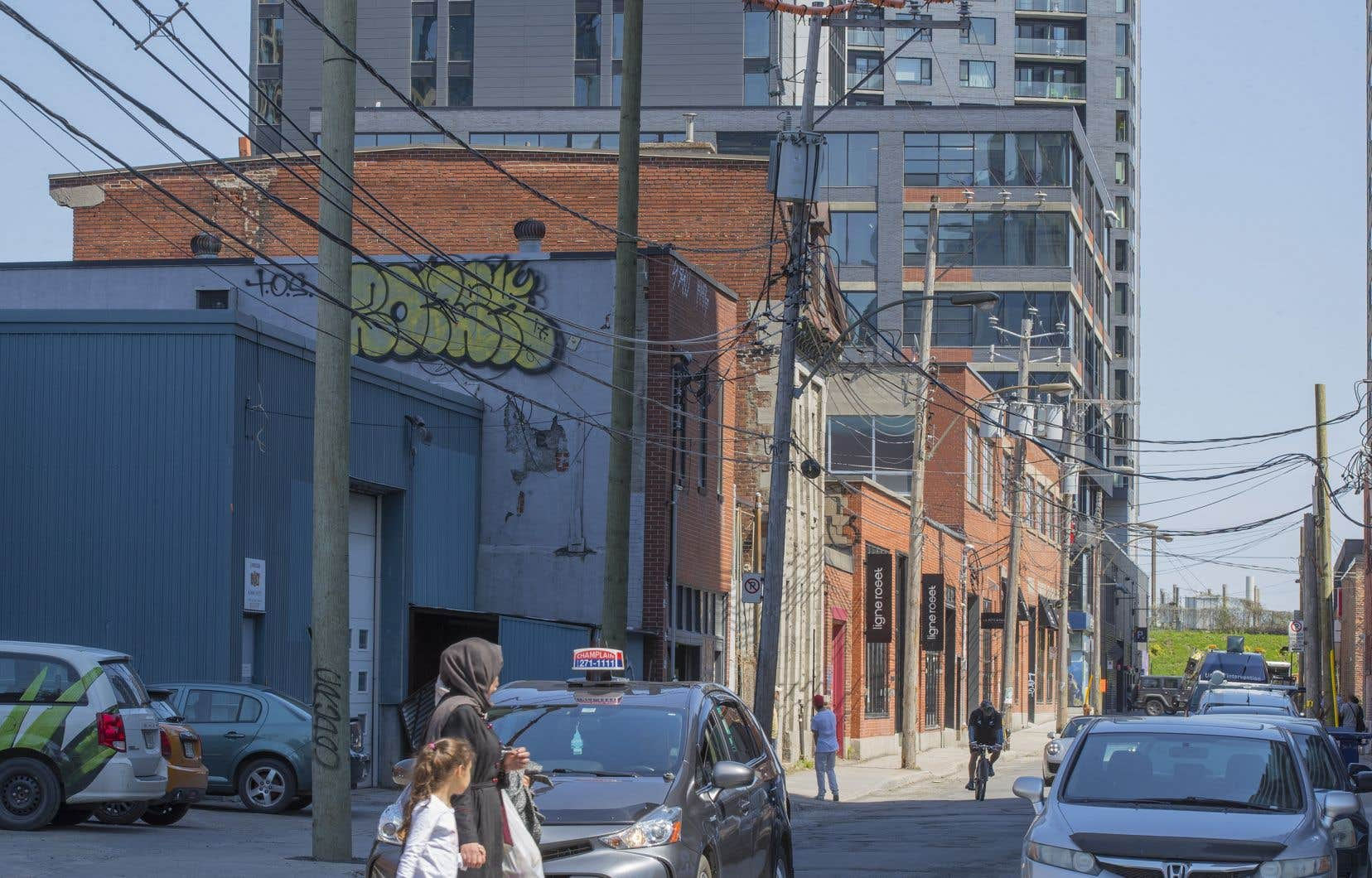 À Griffintown et dans d'autres secteurs urbains densément habités, la COVID-19 exerce des pressions sur la vie citadine tout en exacerbant les inégalités sociales déjà existantes.