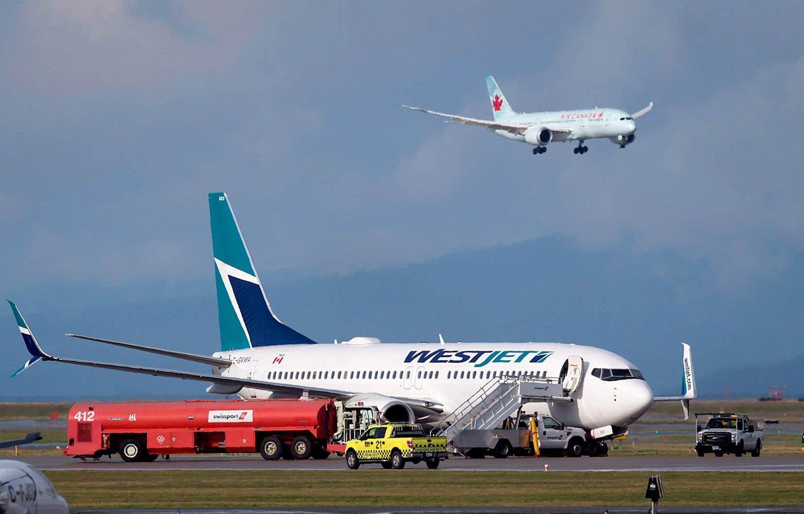 Le nouveau programme du fédéral inclut les compagnies aériennes, qui réclamaient du soutien depuis des semaines.