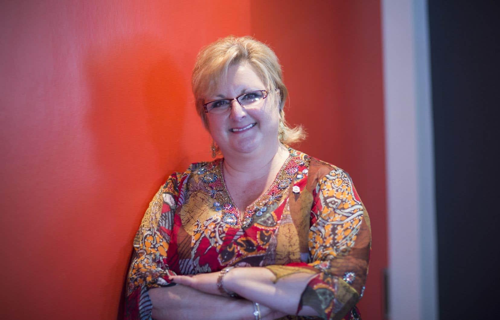 La conseillère d'Ensemble Montréal Chantal Rossi