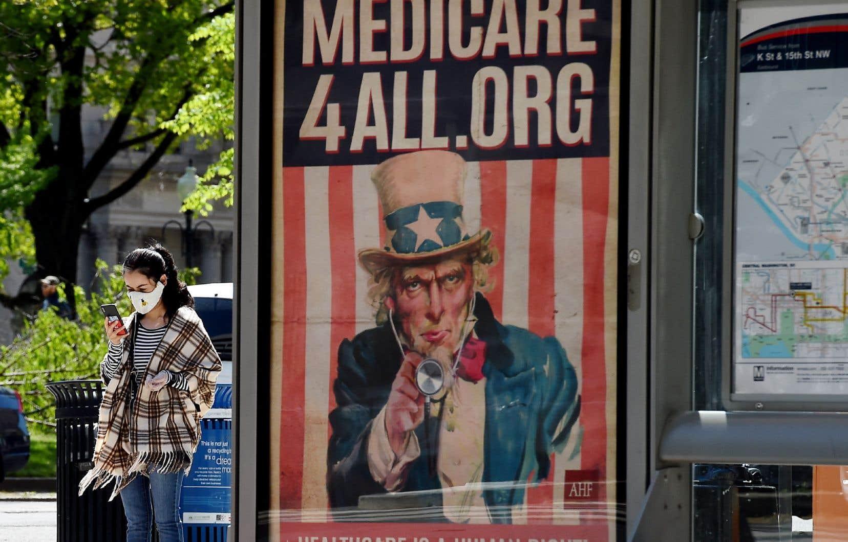 Les dépenses gouvernementales sont en hausse de 29%, l'essentiel étant absorbé par le programme Medicare et par les dépenses en santé et sécurité sociale.