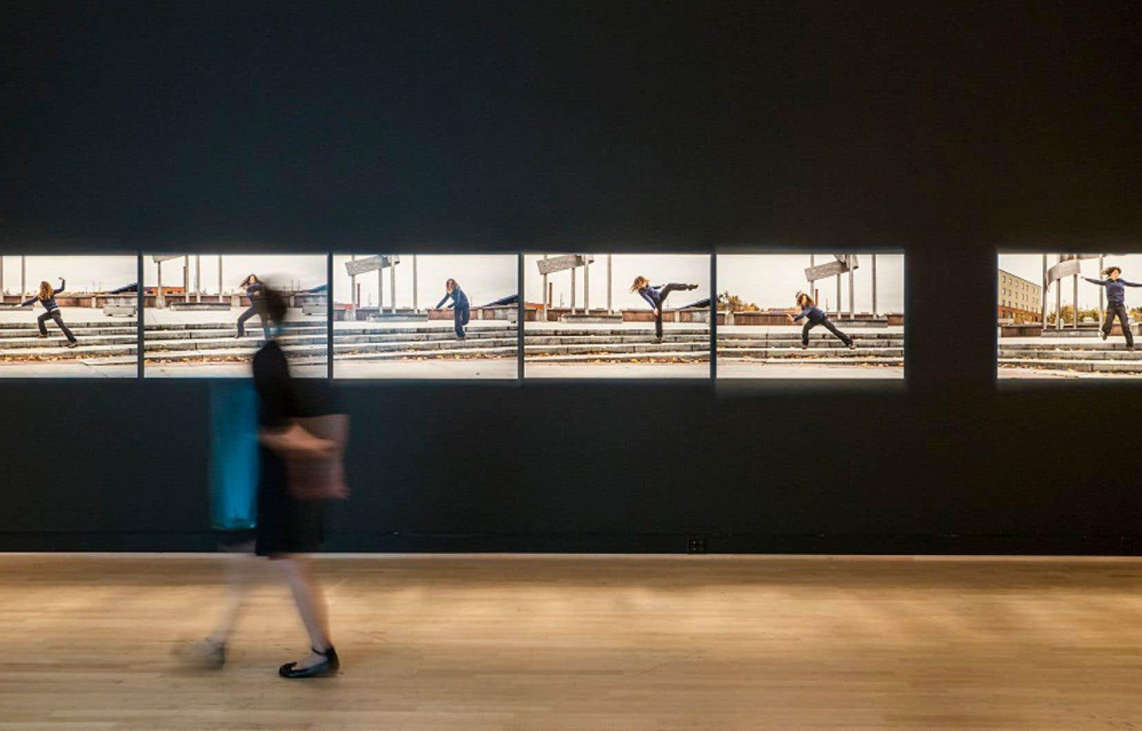 La galerie d'art Antoine-Sirois de l'Université de Sherbrooke