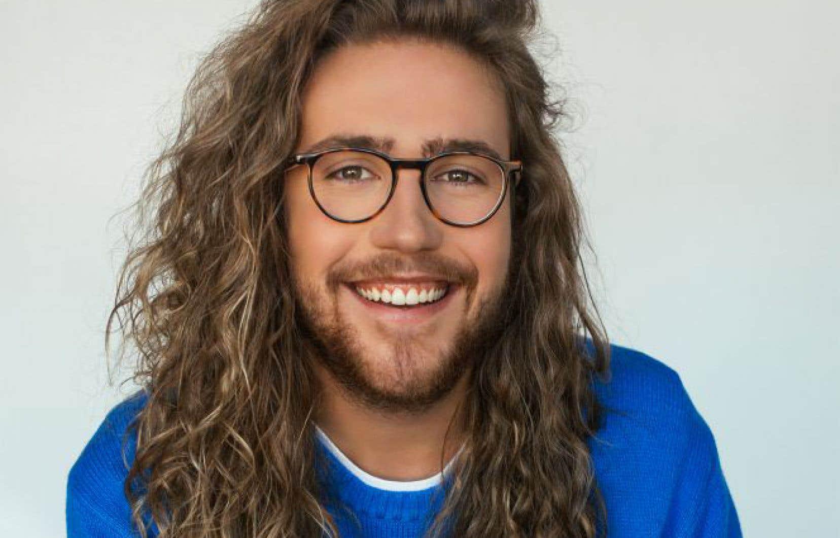 L'humoriste Mathieu Dufour