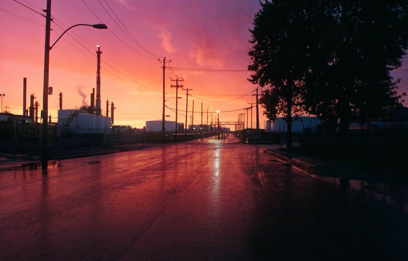 Image tirée du documentaire «La fin des terres»