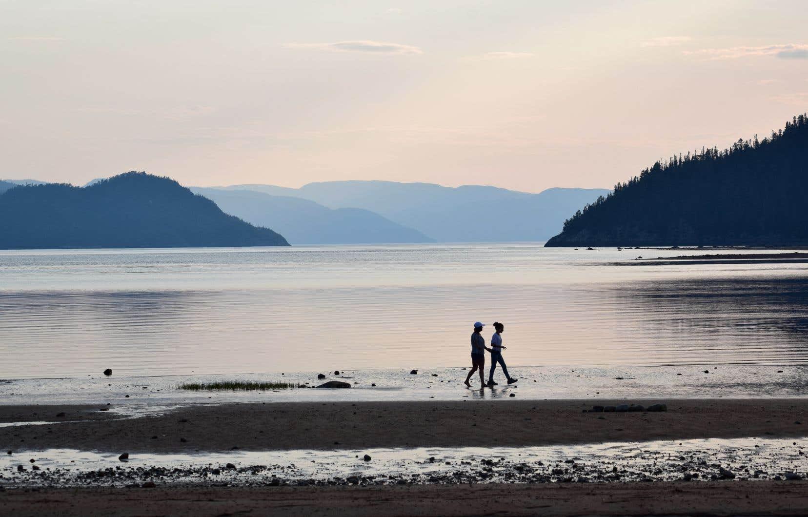 Le parc national du Fjord-du-Saguenay, entre autres, sera accessible dès le 20mai.