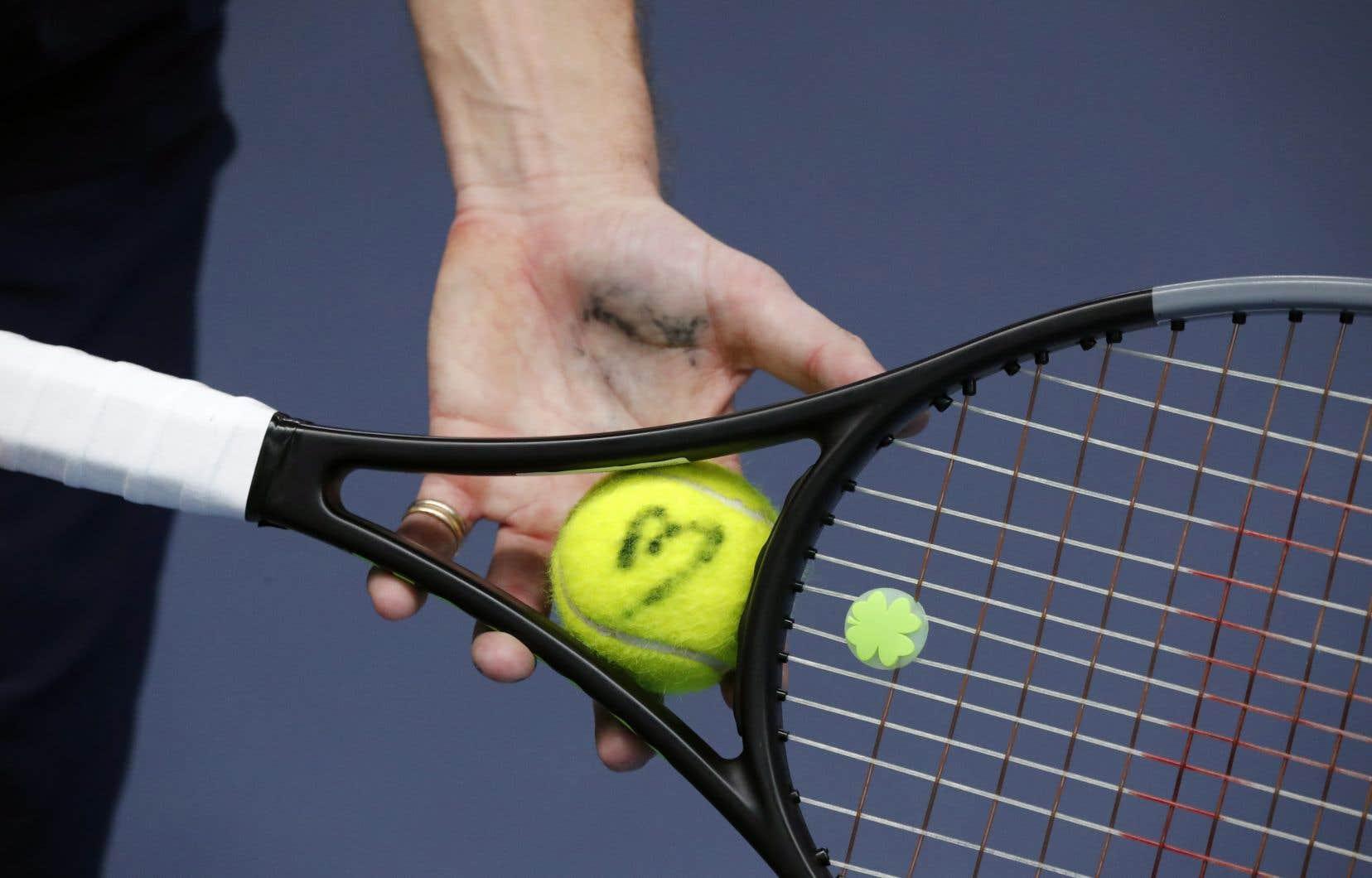 Le tennis en simple sera permis à compter du 20 mai.