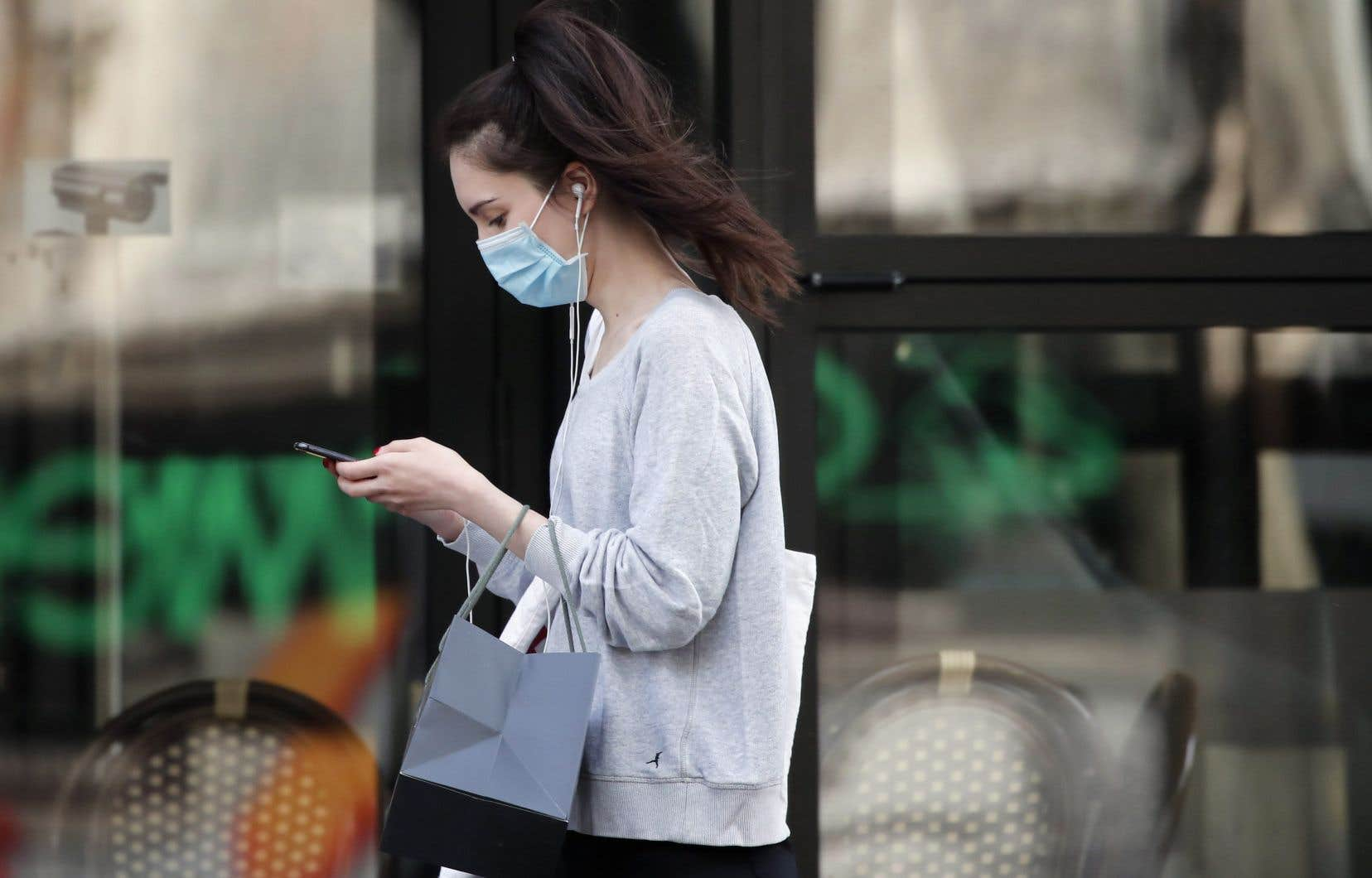 Si l'application obtient le feu vert de Québec, les volontaires pourront obtenir des conseils conséquents à leur niveau de risque de contagion.