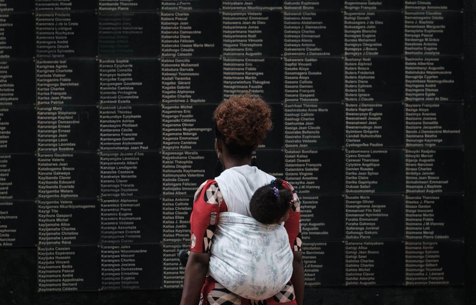 Legénocide rwandais de 1994 a fait 800000 morts selon l'ONU.
