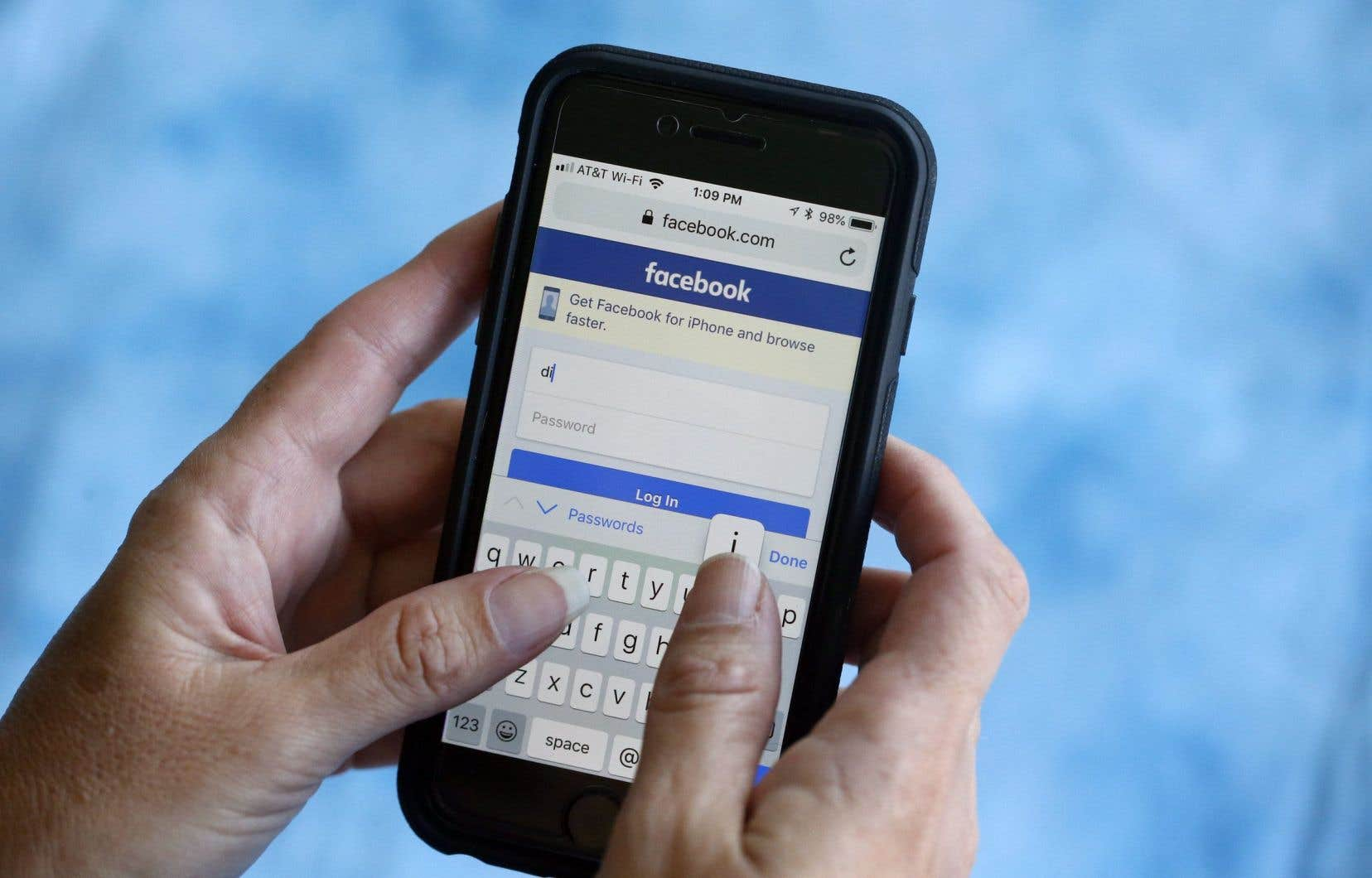 Facebook a donné des indications fausses ou trompeuses au sujet de la protection des renseignements personnels des Canadiens, selon le Bureau de la concurrence.