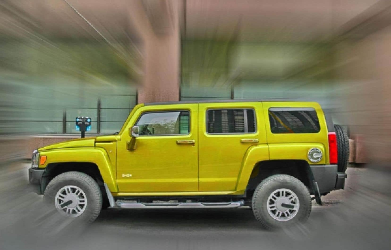Le fantasme de nature sert aujourd'hui à vendre les véhicules utilitaires sports à la classe moyenne occidentale.<br />
