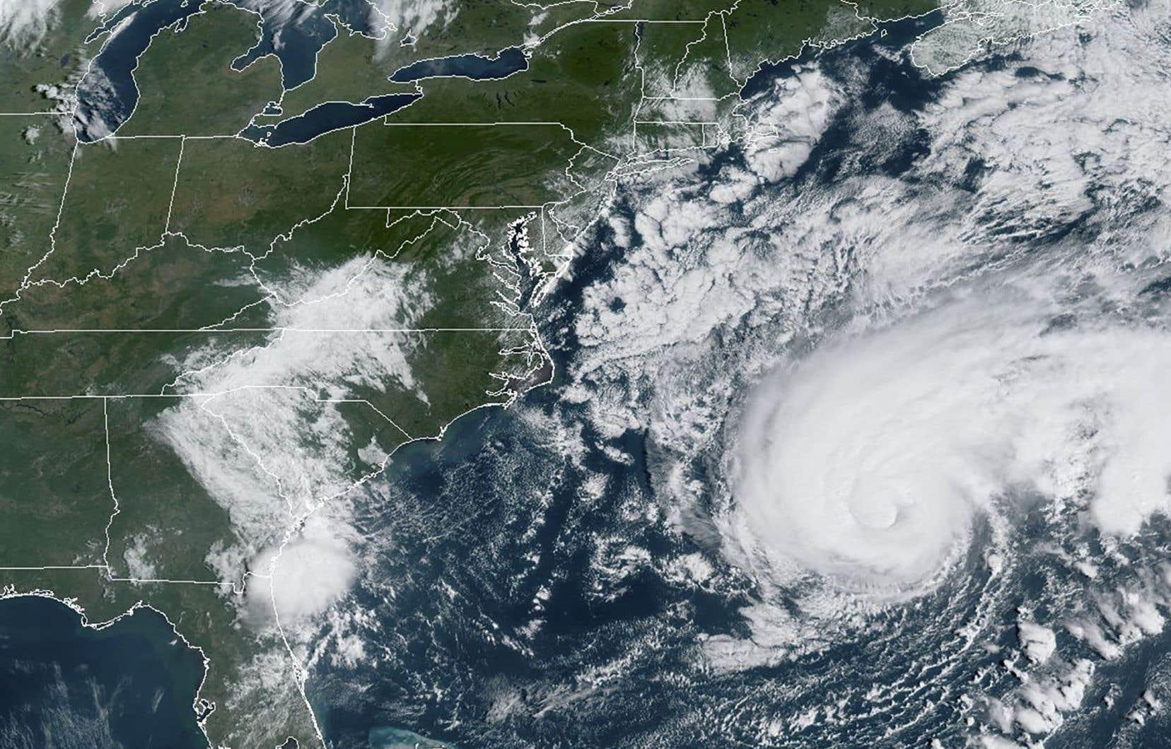 On prévoit de trois à six ouragans de catégorie 3 ou plus.