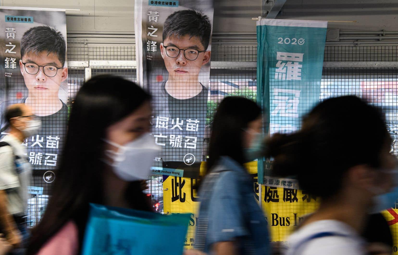 La décision de la Chine d'imposer à Hong Kong une loi sur la «sécurité nationale» vise à réprimer les opposants au pouvoir central, dans le sillage des gigantesques protestations prodémocratie qui ont secoué le territoire semi-autonome l'an dernier.