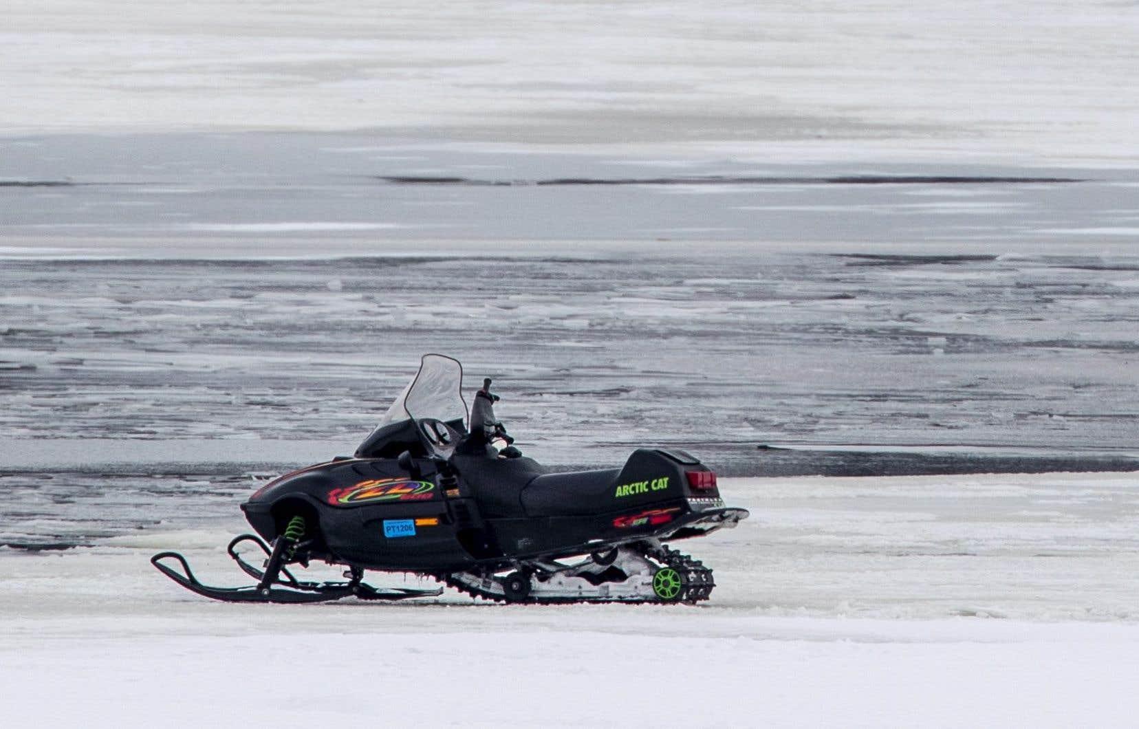 Le 21janvier dernier, l'expédition en motoneige d'un groupe de huit touristes français et de leur guide québécois a tourné au drame dans le secteur de Saint-Henri-de-Taillon.