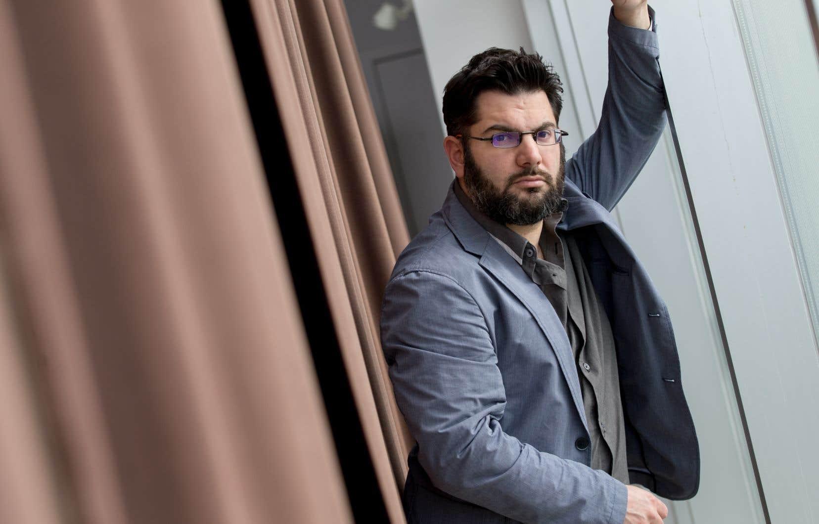 La missive est portée par le dramaturge et directeur artistique du Théâtre de Quat'Sous, Olivier Kemeid.