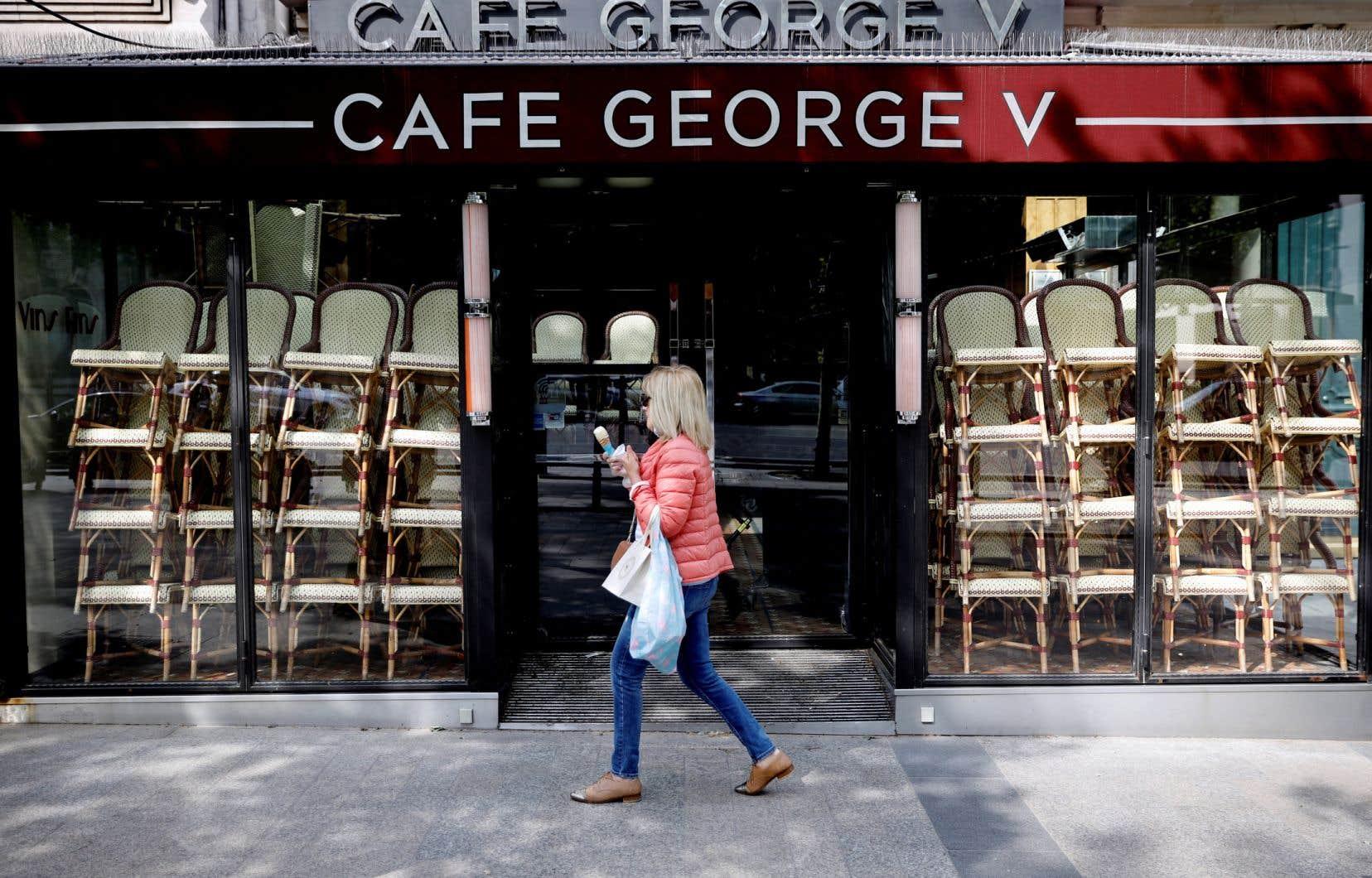 La réouverture des restaurants, cafés et bars est prévue à partir du 2 juin.