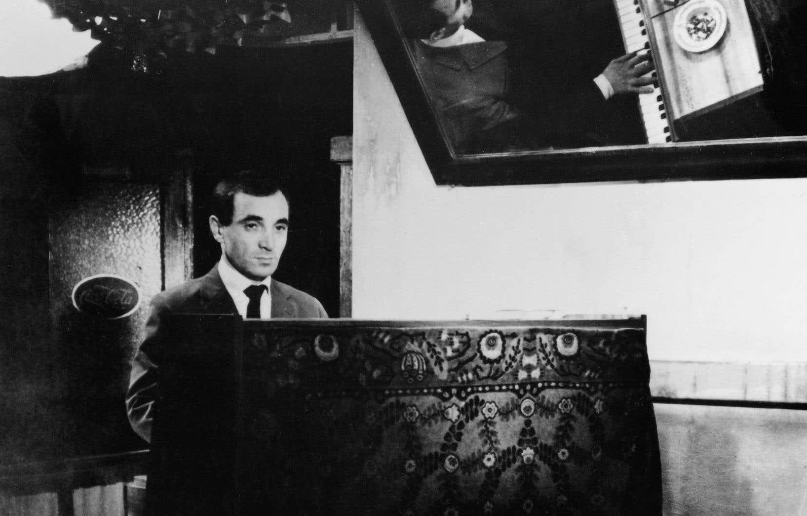 «Tirez sur le pianiste», de François Truffaut, fait partie de l'impressionnante sélection francophone à laquelle les abonnés québécois auront accès.