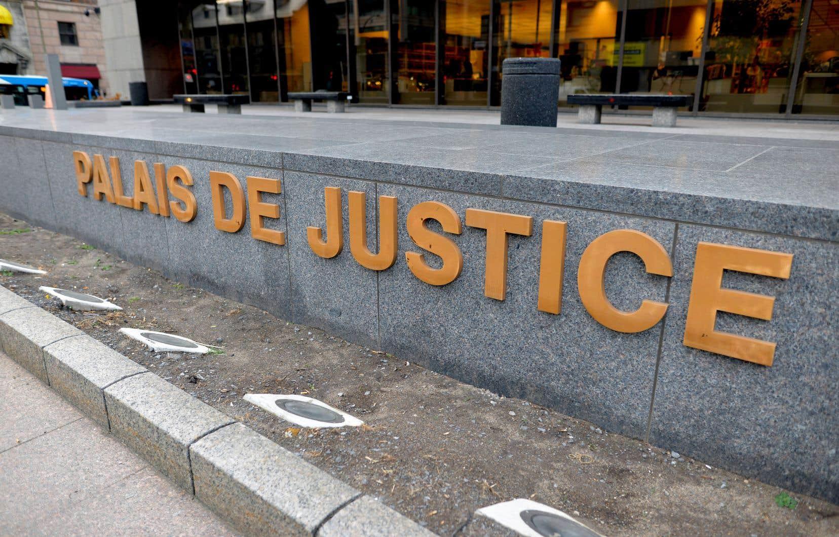 Le 13mars dernier, la Cour du Québec avait suspendu toutes ses activités habituelles en raison de la crise sanitaire. Seules les causes jugées urgentes ont pu être traitées.