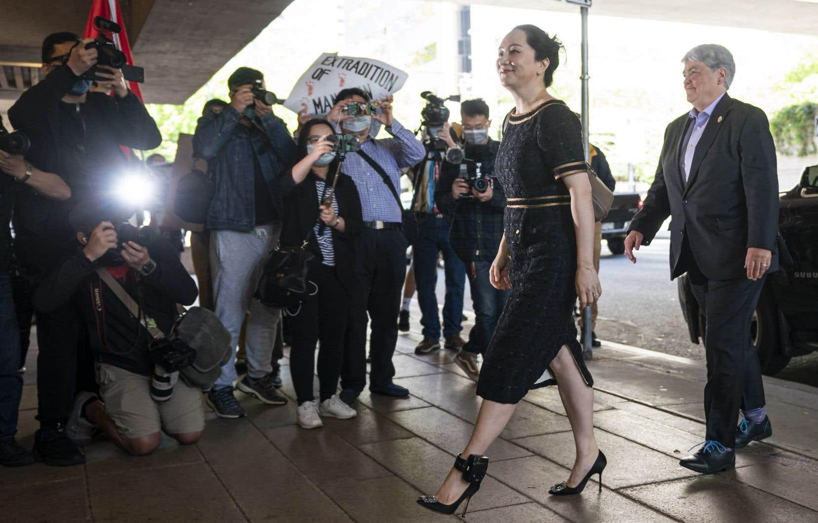 La saga Meng est loin d'être terminée, la cour devra déterminer à la mi-juin si les droits de la femme d'affaires ont été bafoués au moment de son arrestation.