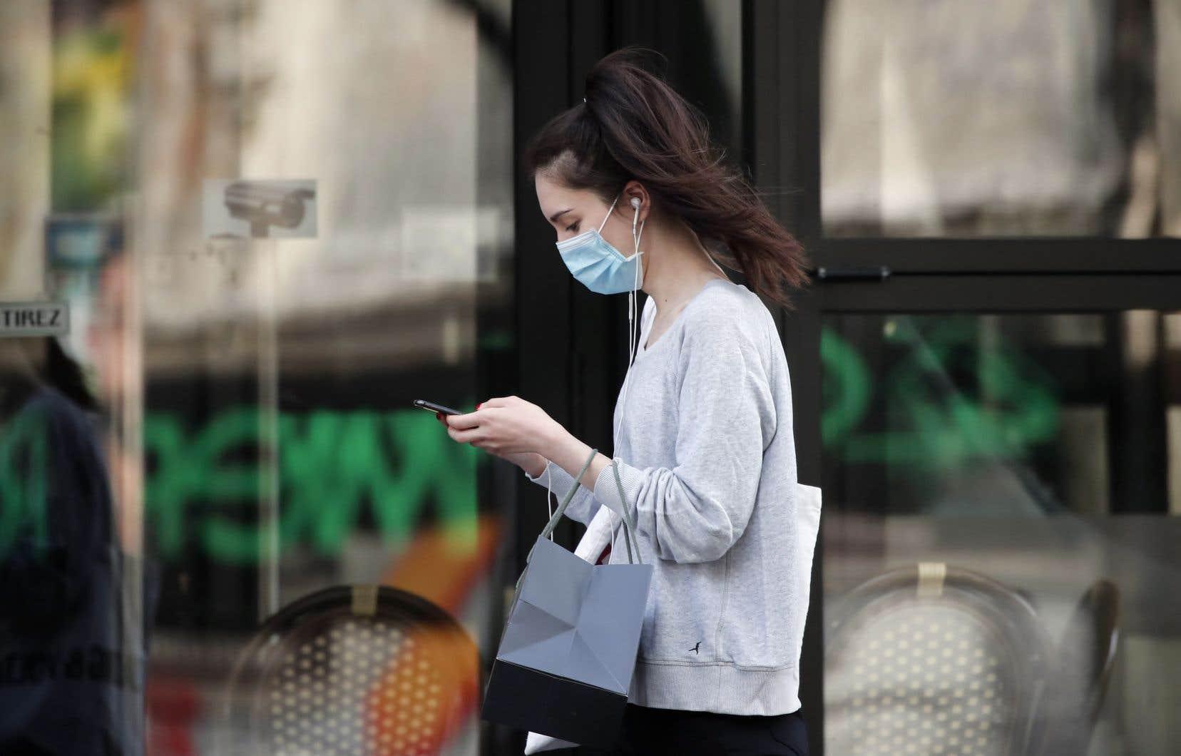 L'usage de l'application repose sur la volonté des gens de l'utiliser et d'y entrer des données sur leur santé. Les données seraient anonymes si elles étaient partagées avec la Santé publique.