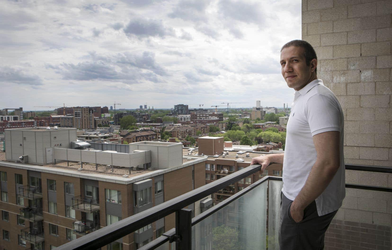 Mohamed Ouf, professeur de génie à l'Université Concordia