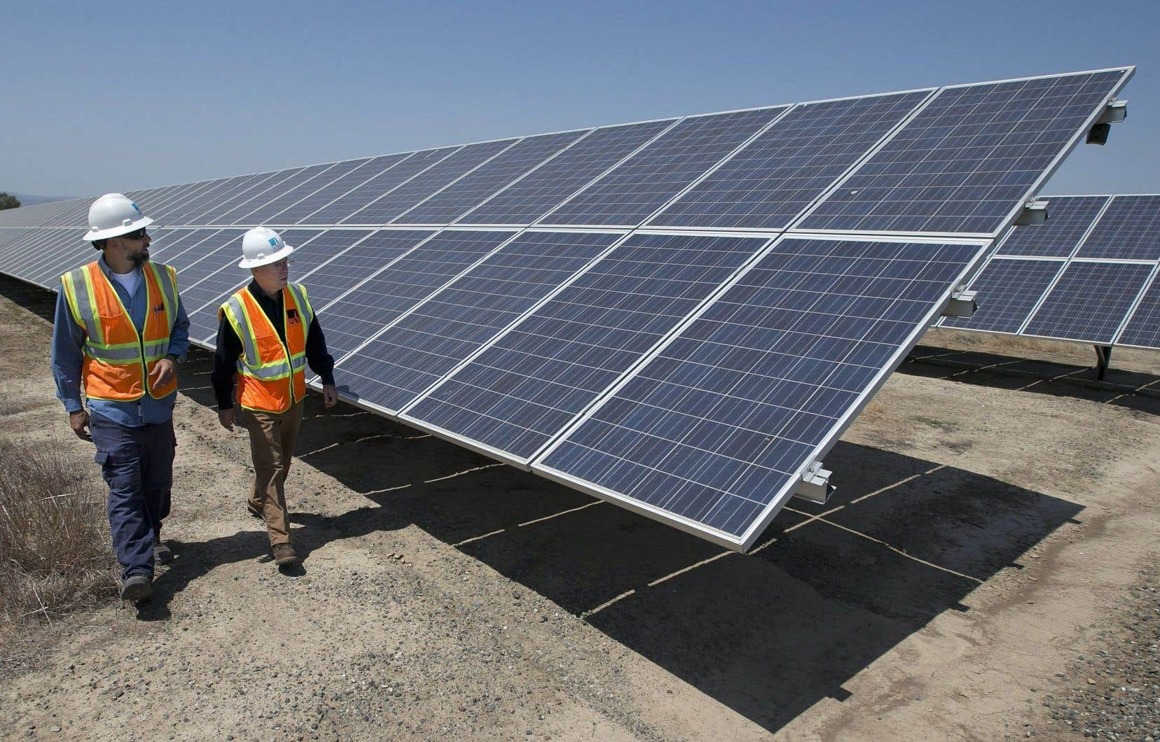 La diminution rapide des prix de l'énergie solaire et éolienne n'est pas près de s'arrêter.