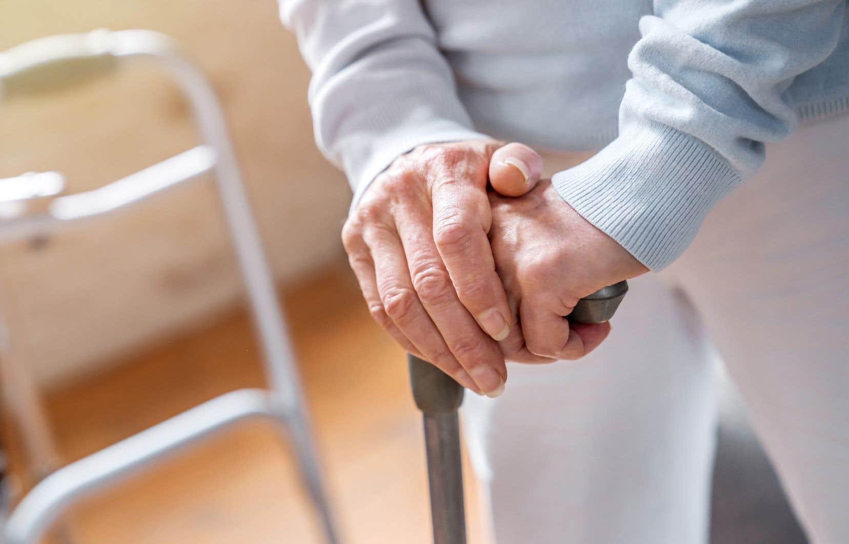 «Le meilleur système de maintien et de soins à domicile, tout comme en institution, doit être un service public offert sans discrimination économique», insiste l'auteur.
