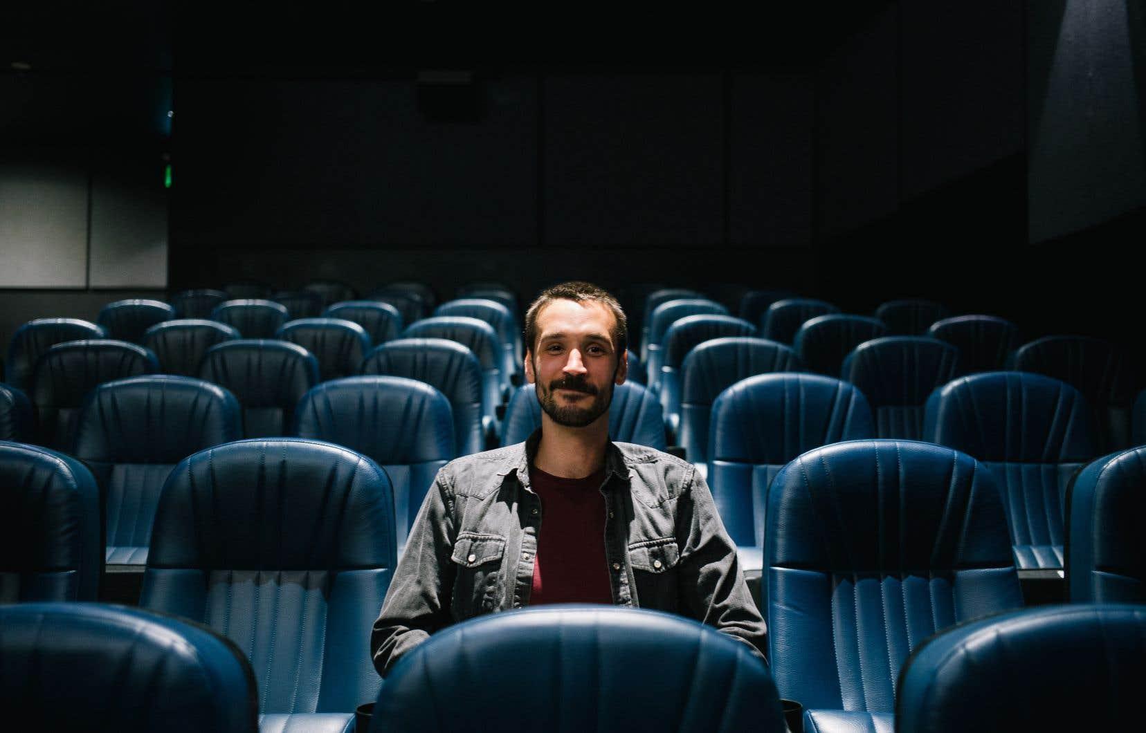 Le réalisateur Pascal Plante, dont le deuxième film «Nadia, Butterfly» sera en compétition à Cannes
