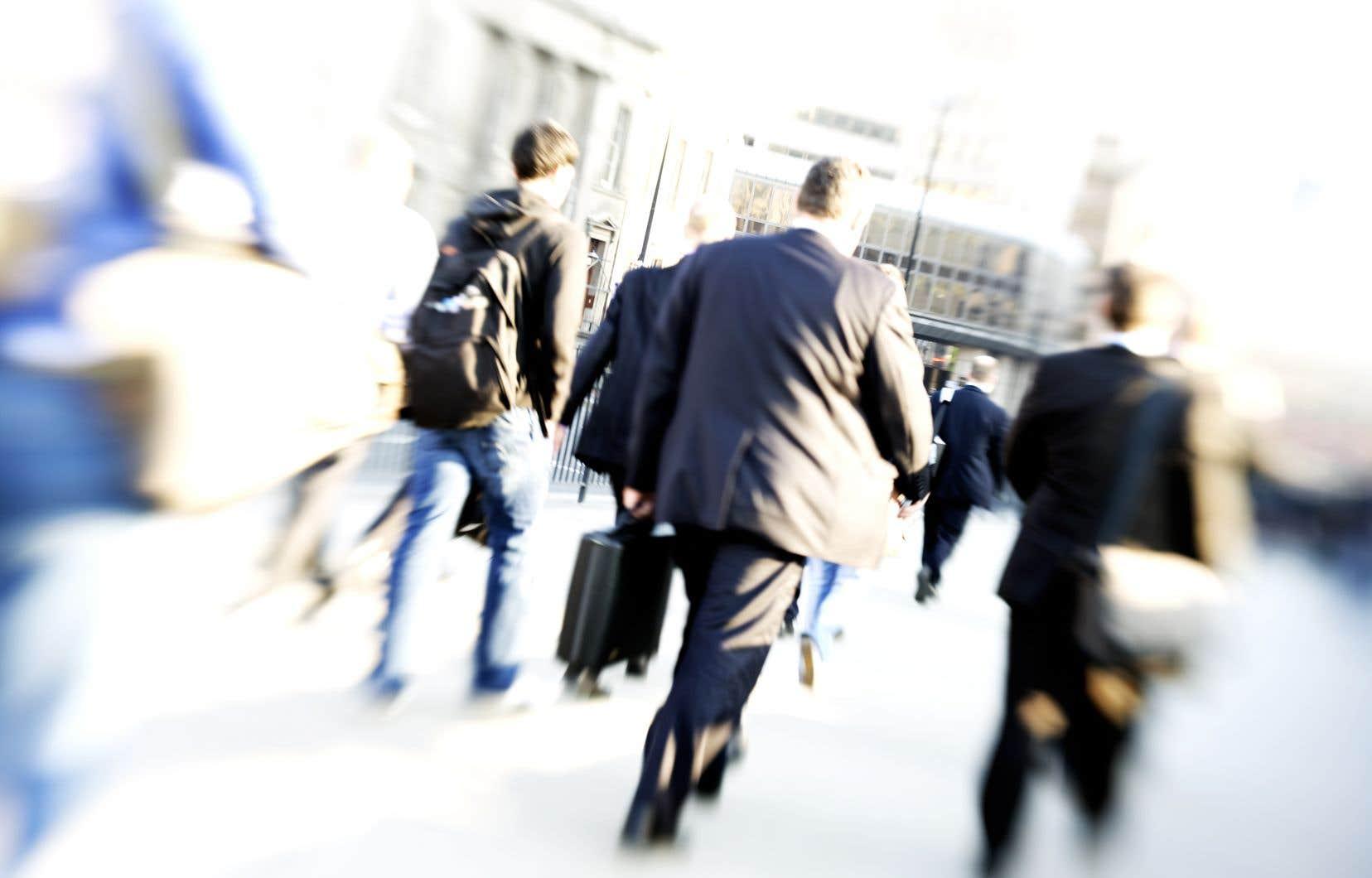 Le taux d'intention d'entreprendre des 35-49 ans est légèrement plus élevé que celui des jeunes (31,8% contre 30,8%).