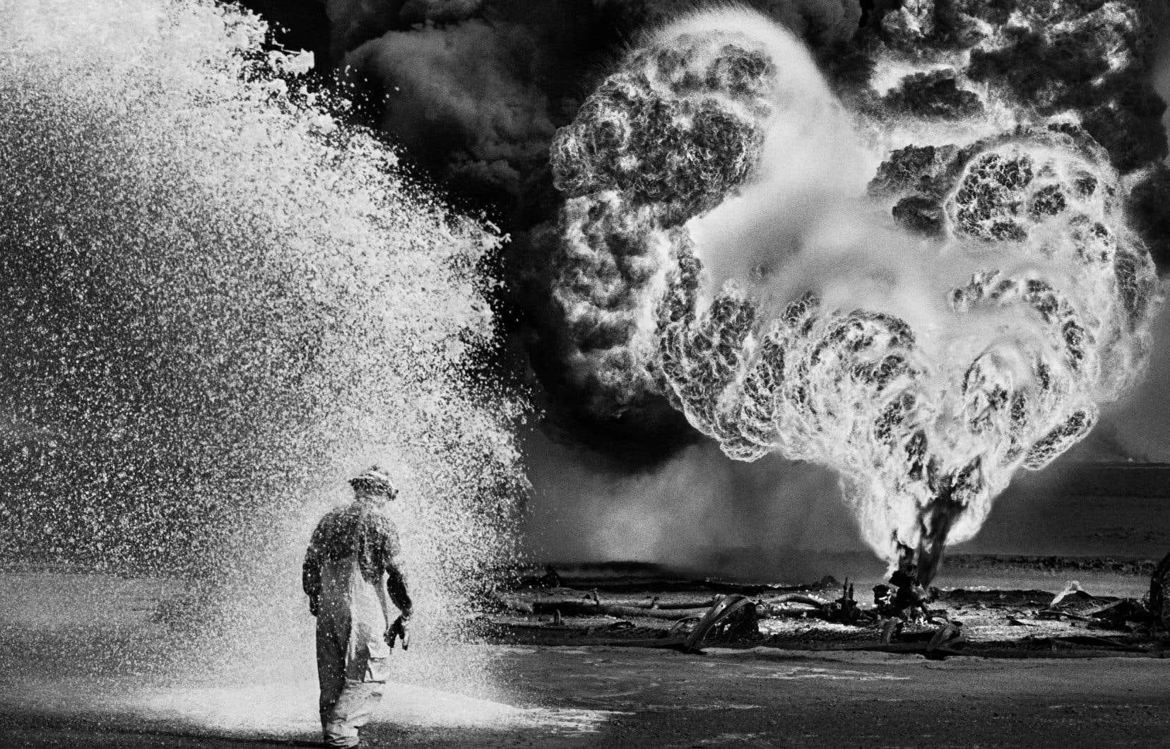 Une photo de Sebastiao Salgado dans «Le sel de la terre» de Wim Wenders