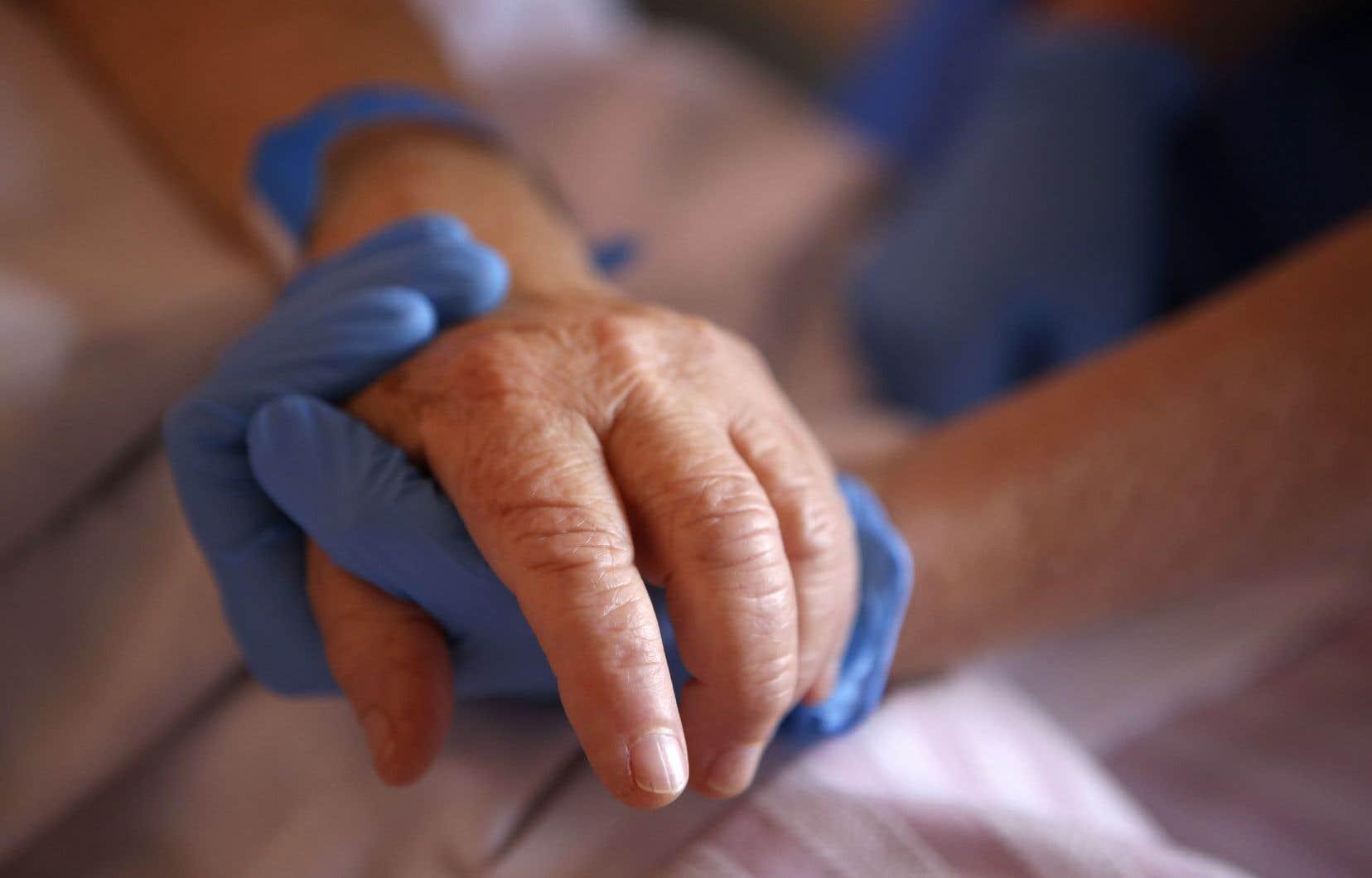 Le gouvernement de Justin Trudeau avait demandé et obtenu un sursis jusqu'au 11juillet pour modifier sa loi sur l'aide médicale à mourir.