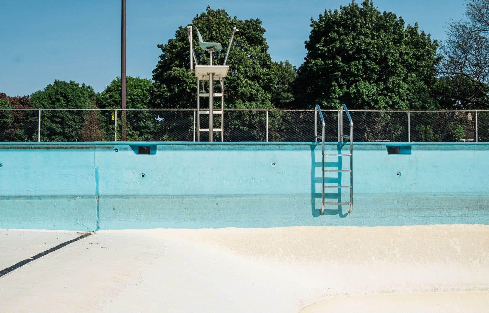 Samedi dernier, en accord avec la Santé publique, Québec a autorisé l'ouverture des piscines publiques à condition que la distanciation physique et les mesures d'hygiène puissent être respectées.