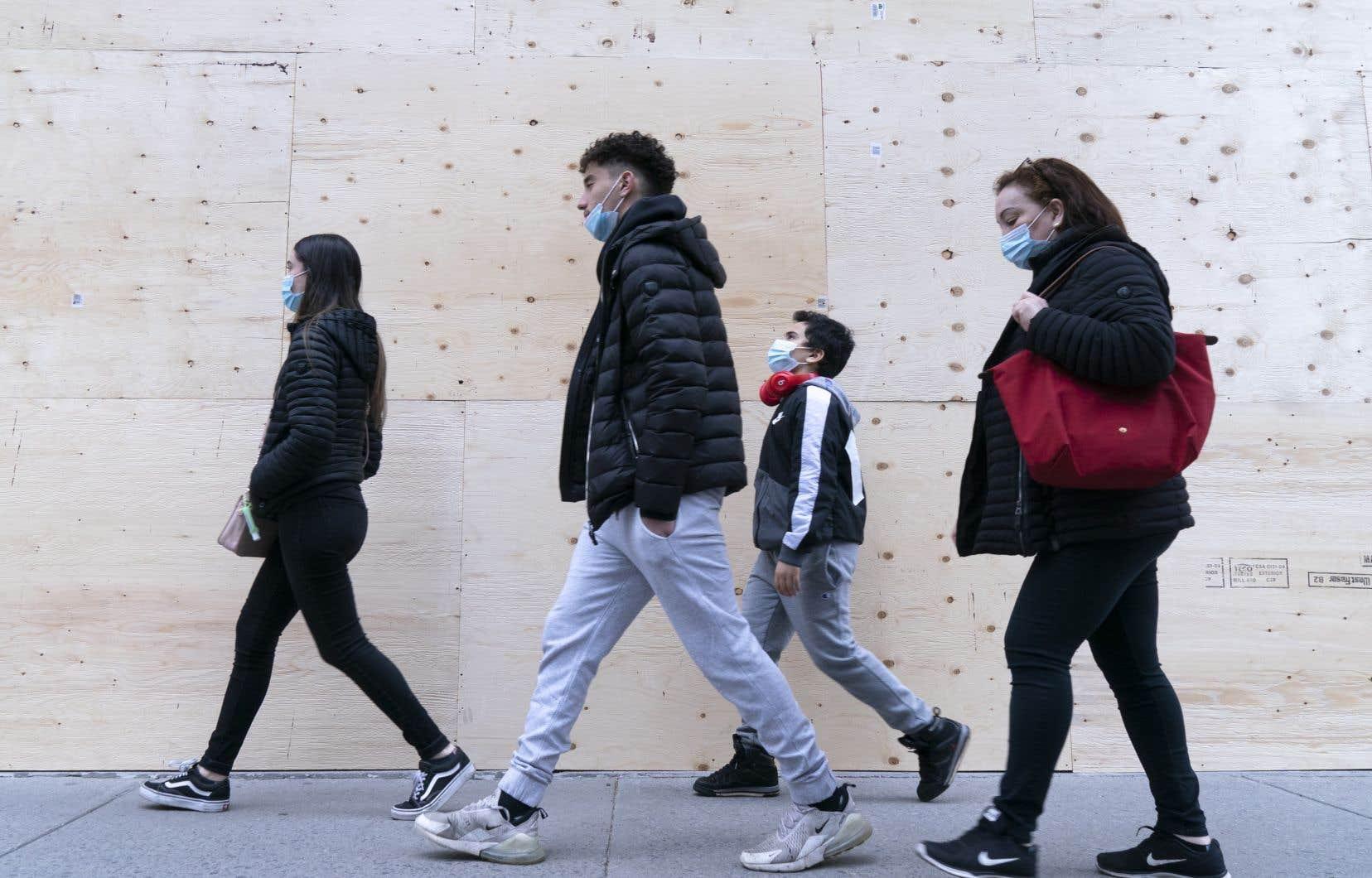 Le bilan sombre pour la génération dite du millénaire s'appuie sur des données montrant que la progression économique se révèle la plus lente à laquelle une génération a été confrontée.