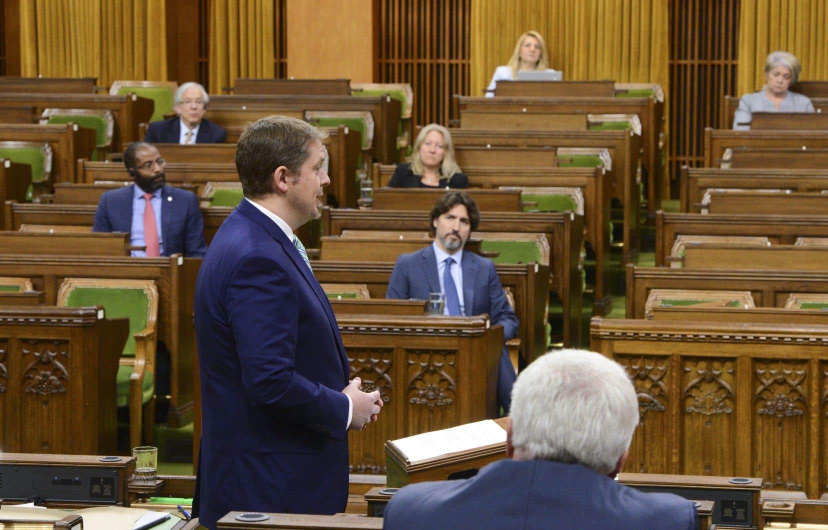 Le Parti conservateur est la seule formation politique fédérale refusant de dire combien d'argent elle recevra d'Ottawa à titre de subvention salariale.